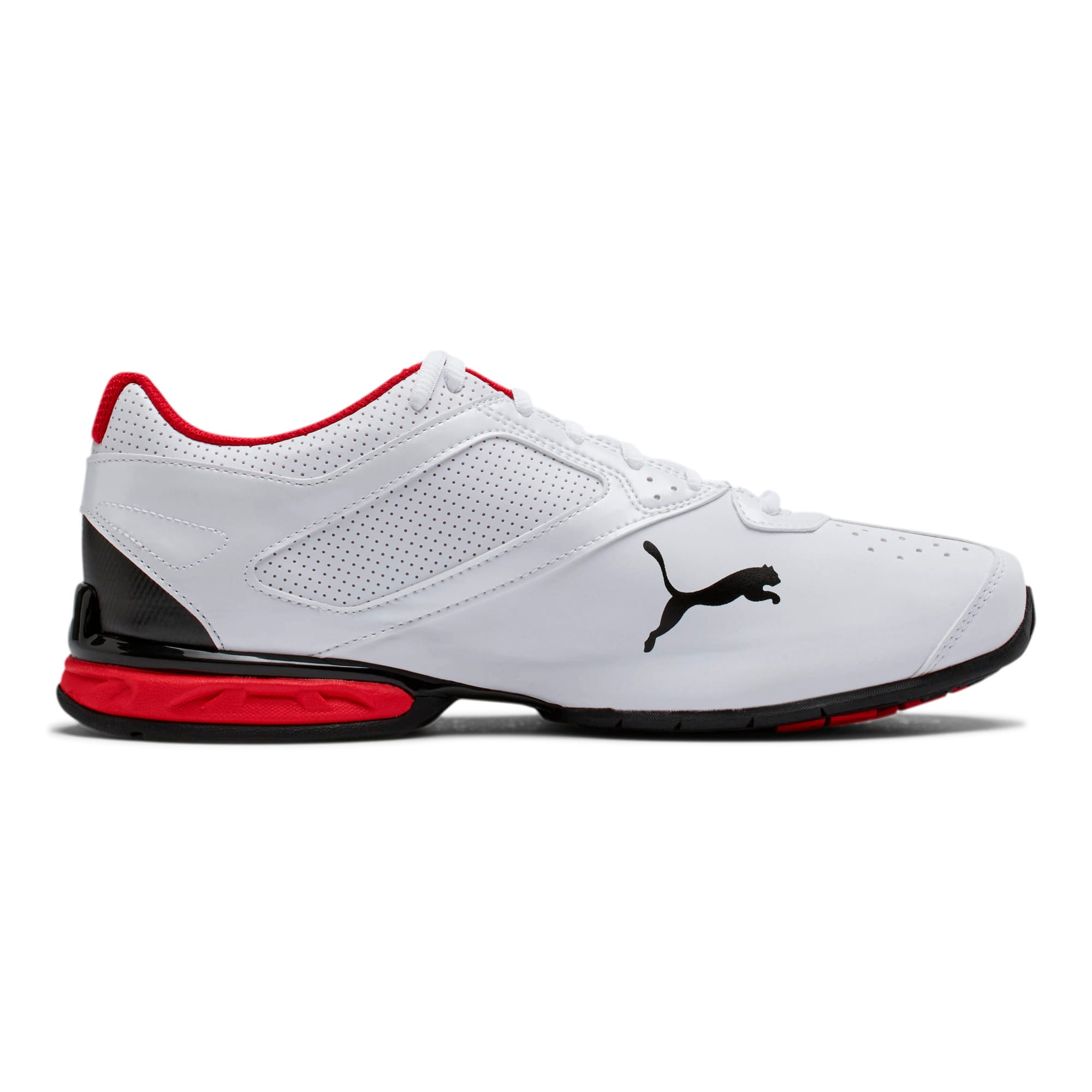 Thumbnail 5 of Tazon 6 FM Men's Sneakers, White-Black-puma silver, medium