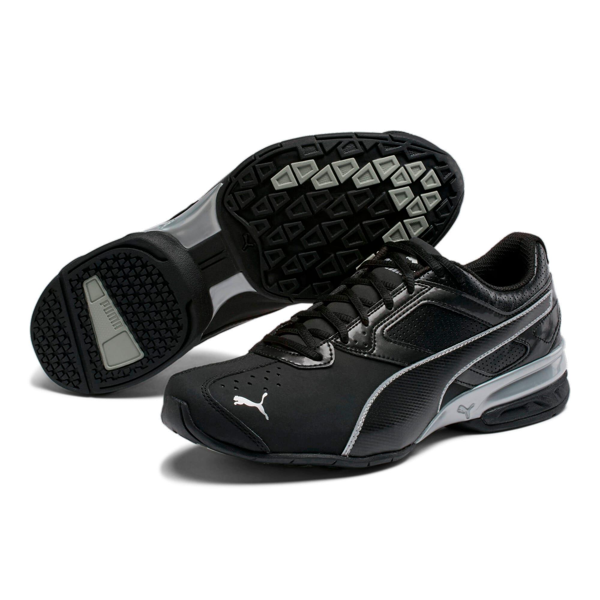 Thumbnail 2 of Tazon 6 FM Men's Sneakers, Puma Black-puma silver, medium