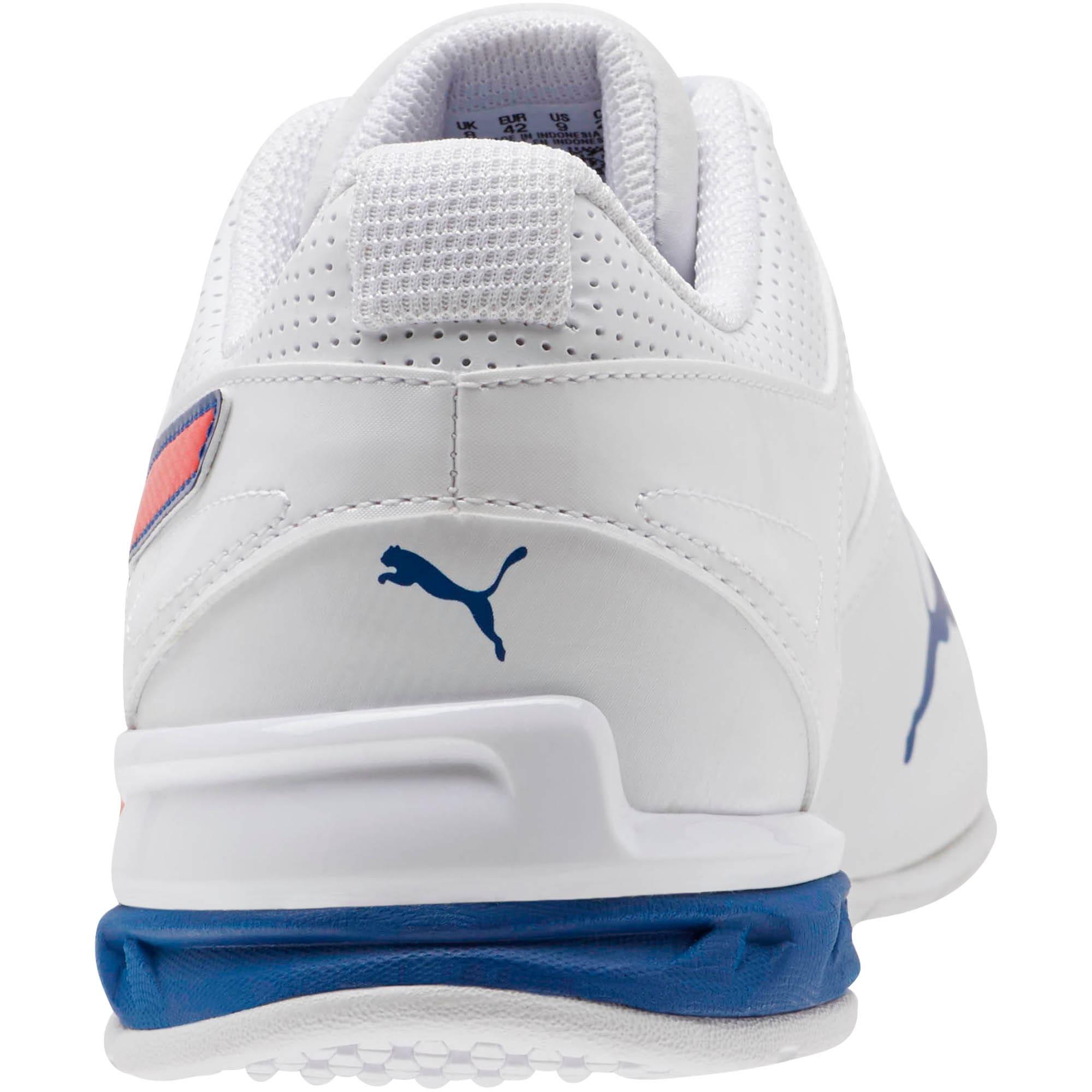 Thumbnail 3 of Tazon 6 FM Men's Sneakers, P White-Glaxy Blue-H Risk Rd, medium