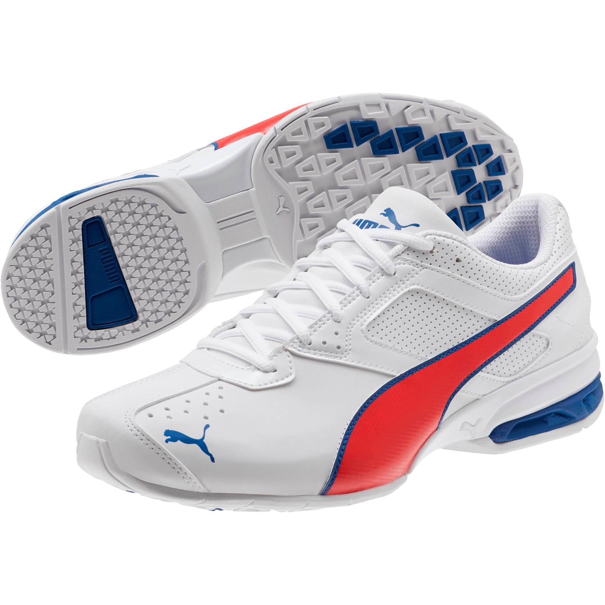 Thumbnail 2 of Tazon 6 FM Men's Sneakers, P White-Glaxy Blue-H Risk Rd, medium