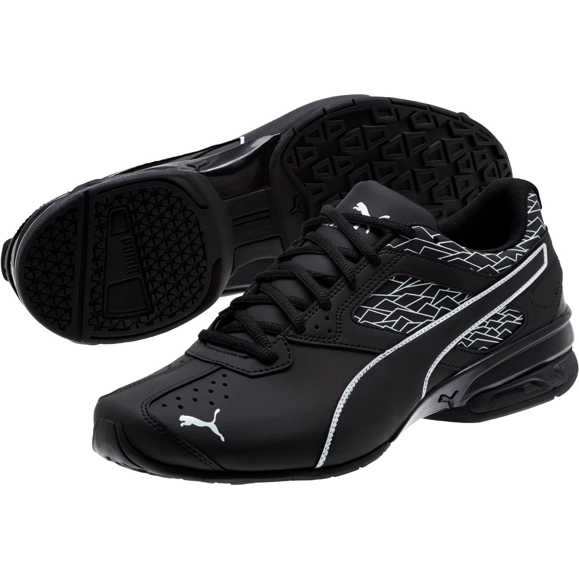 Thumbnail 2 of Tazon 6 Fracture FM Men's Sneakers, Puma Black-Puma Black, medium