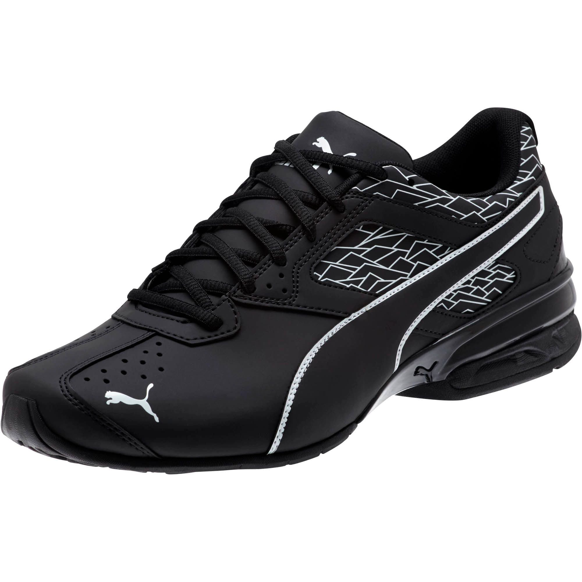 Thumbnail 1 of Tazon 6 Fracture FM Men's Sneakers, Puma Black-Puma Black, medium