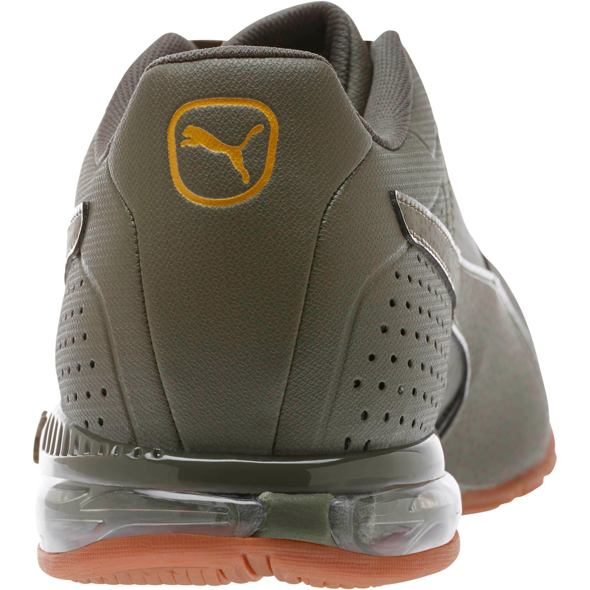 Thumbnail 4 of Cell Surin 2 Premium Men's Running Shoes, Olive Night-Gold, medium