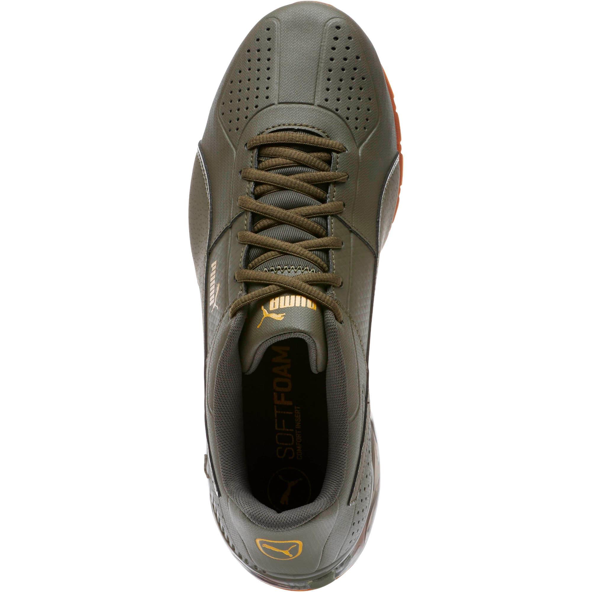 Thumbnail 5 of Cell Surin 2 Premium Men's Running Shoes, Olive Night-Gold, medium
