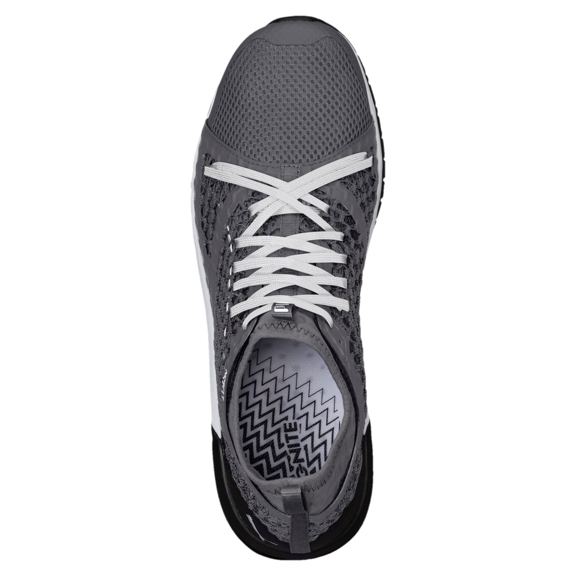 Thumbnail 5 of IGNITE XT NETFIT Men's Training Shoes, QUIET SHADE-Puma Black, medium-IND