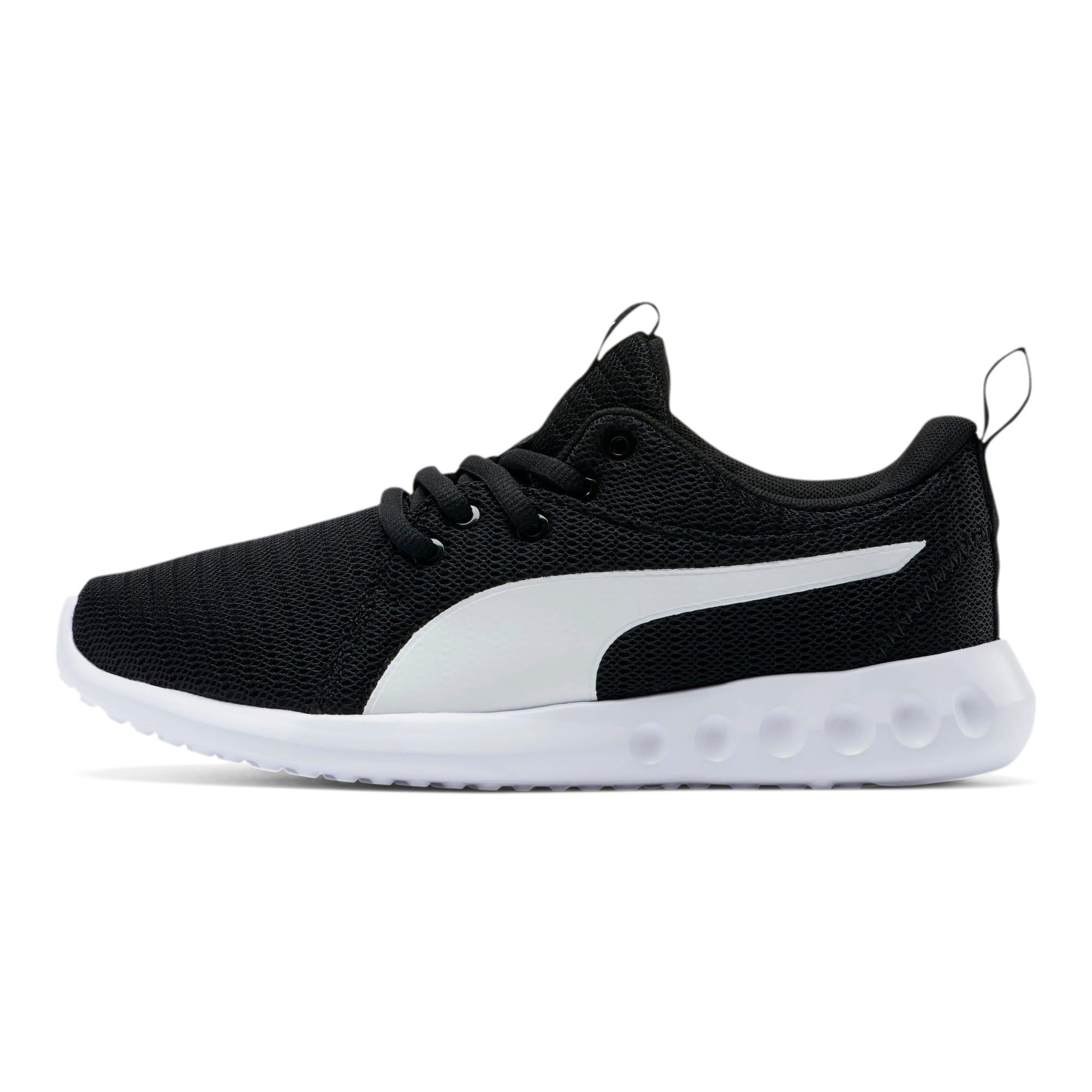 Thumbnail 1 of Carson 2 Sneakers JR, Puma Black-Puma White, medium
