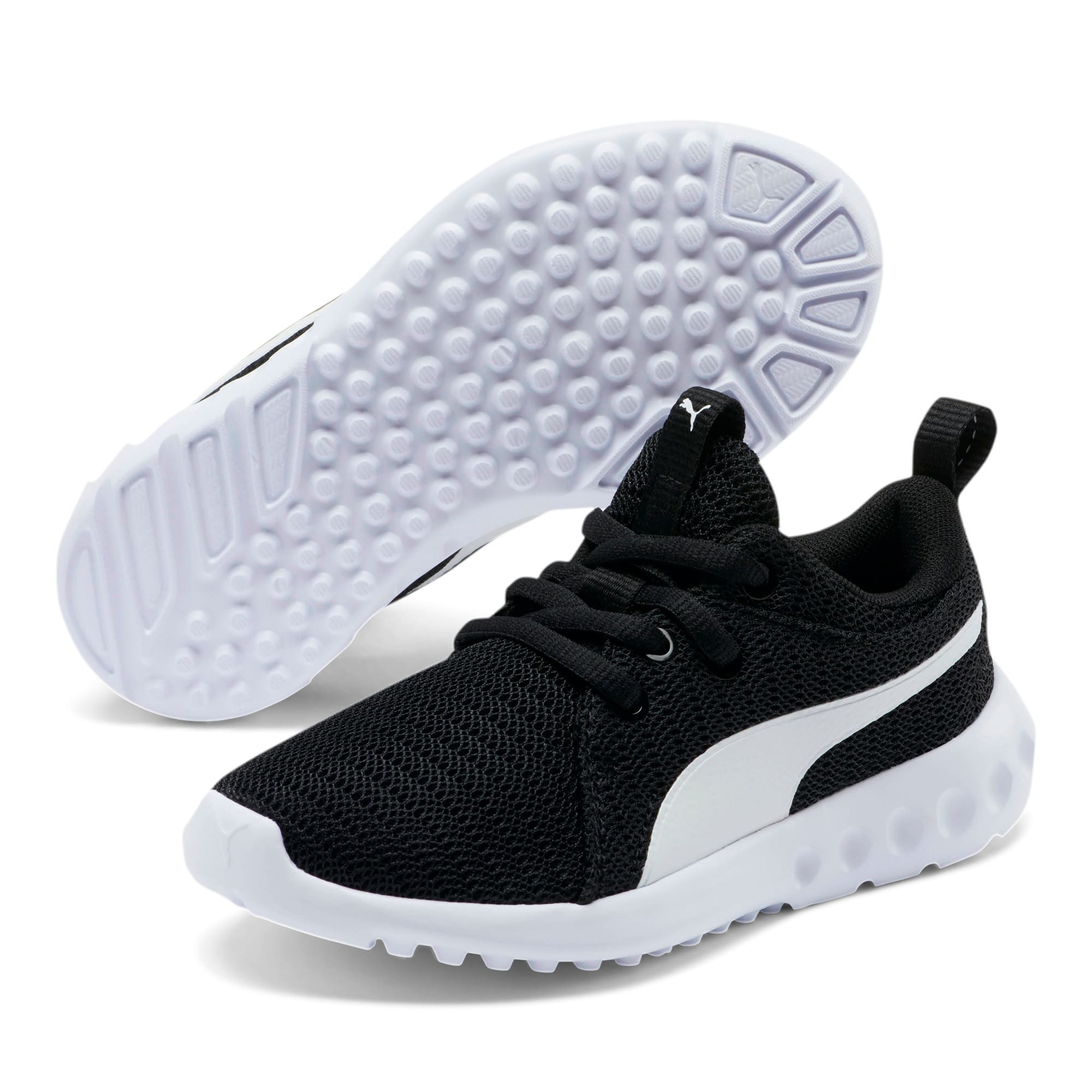 Thumbnail 2 of Carson 2 AC Little Kids' Shoes, Puma Black-Puma White, medium