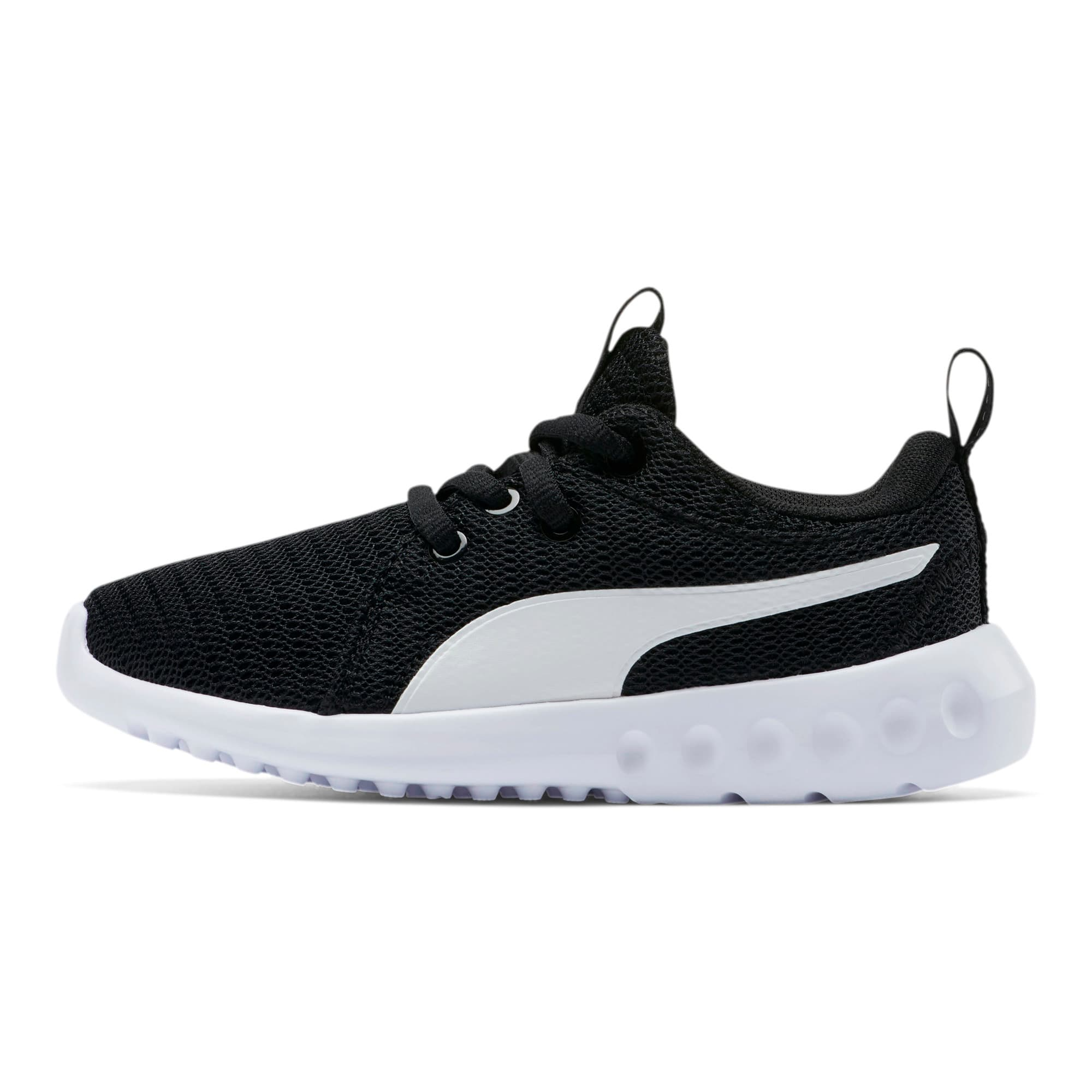 Thumbnail 1 of Carson 2 AC Little Kids' Shoes, Puma Black-Puma White, medium