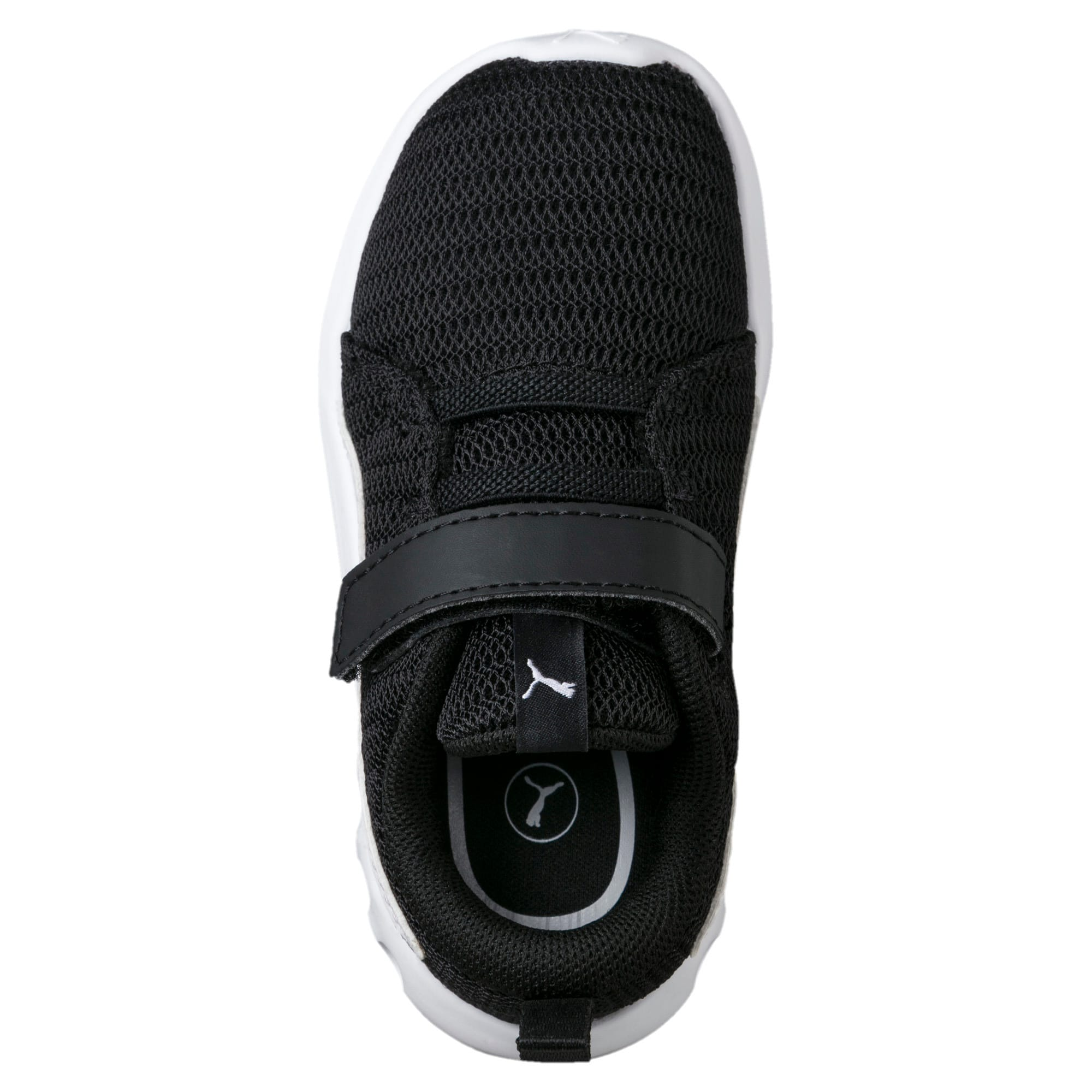 Thumbnail 5 of Carson 2 Toddler Shoes, Puma Black-Puma White, medium