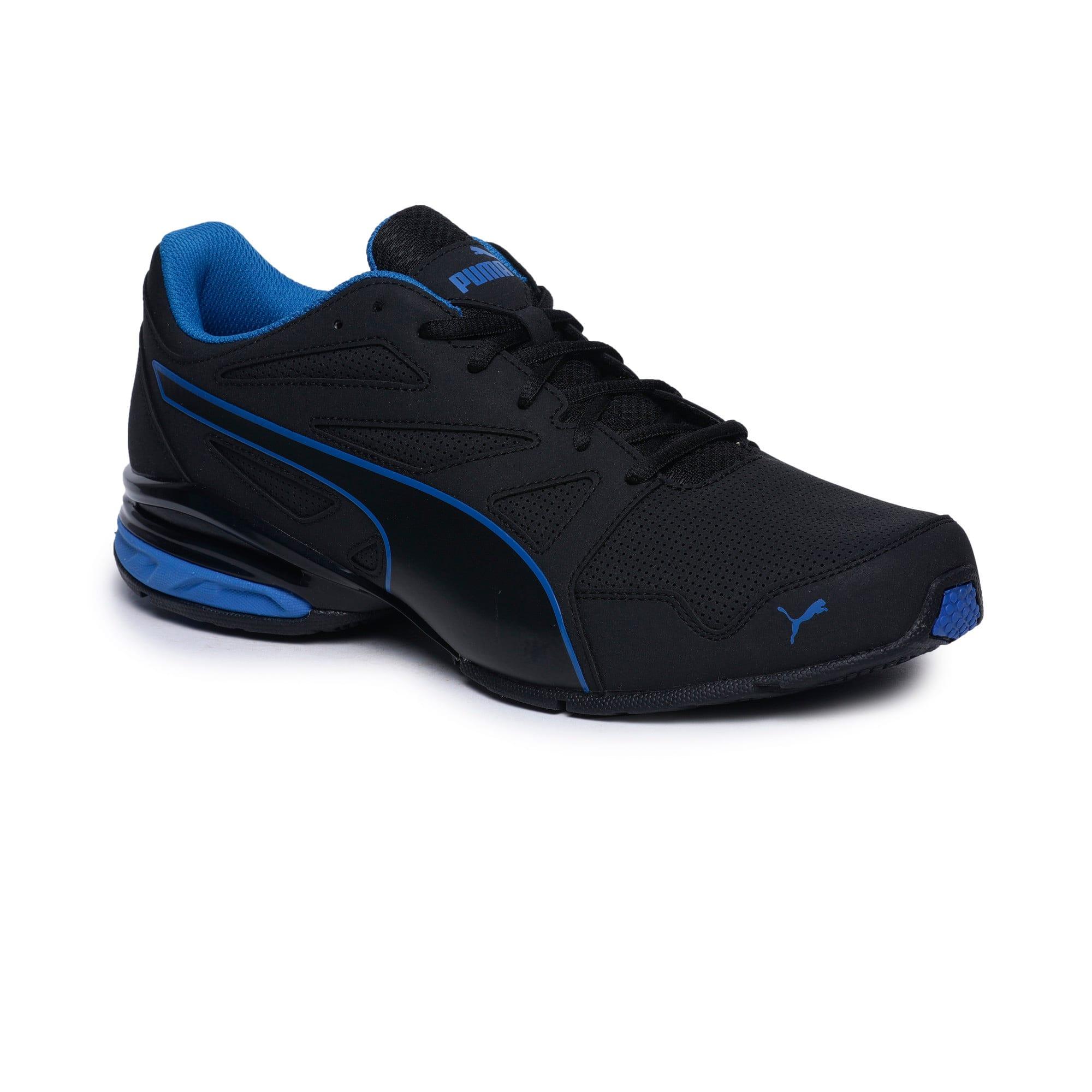 Thumbnail 1 of Tazon Modern SL Men's Running Shoes, Puma Black-Lapis Blue, medium-IND