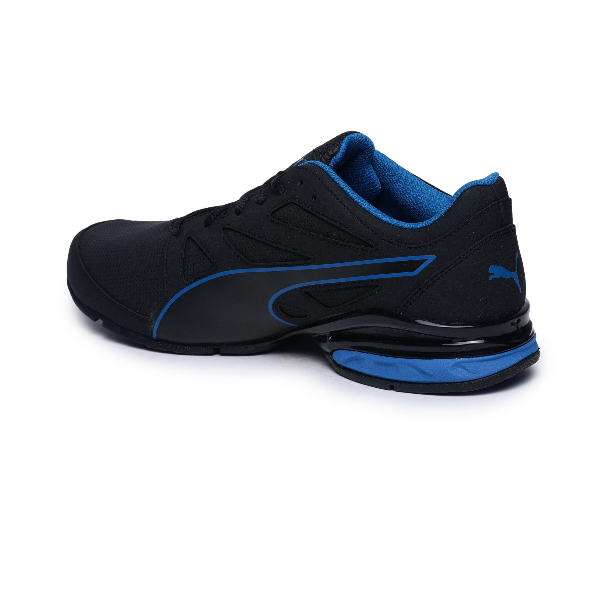 Thumbnail 6 of Tazon Modern SL Men's Running Shoes, Puma Black-Lapis Blue, medium-IND