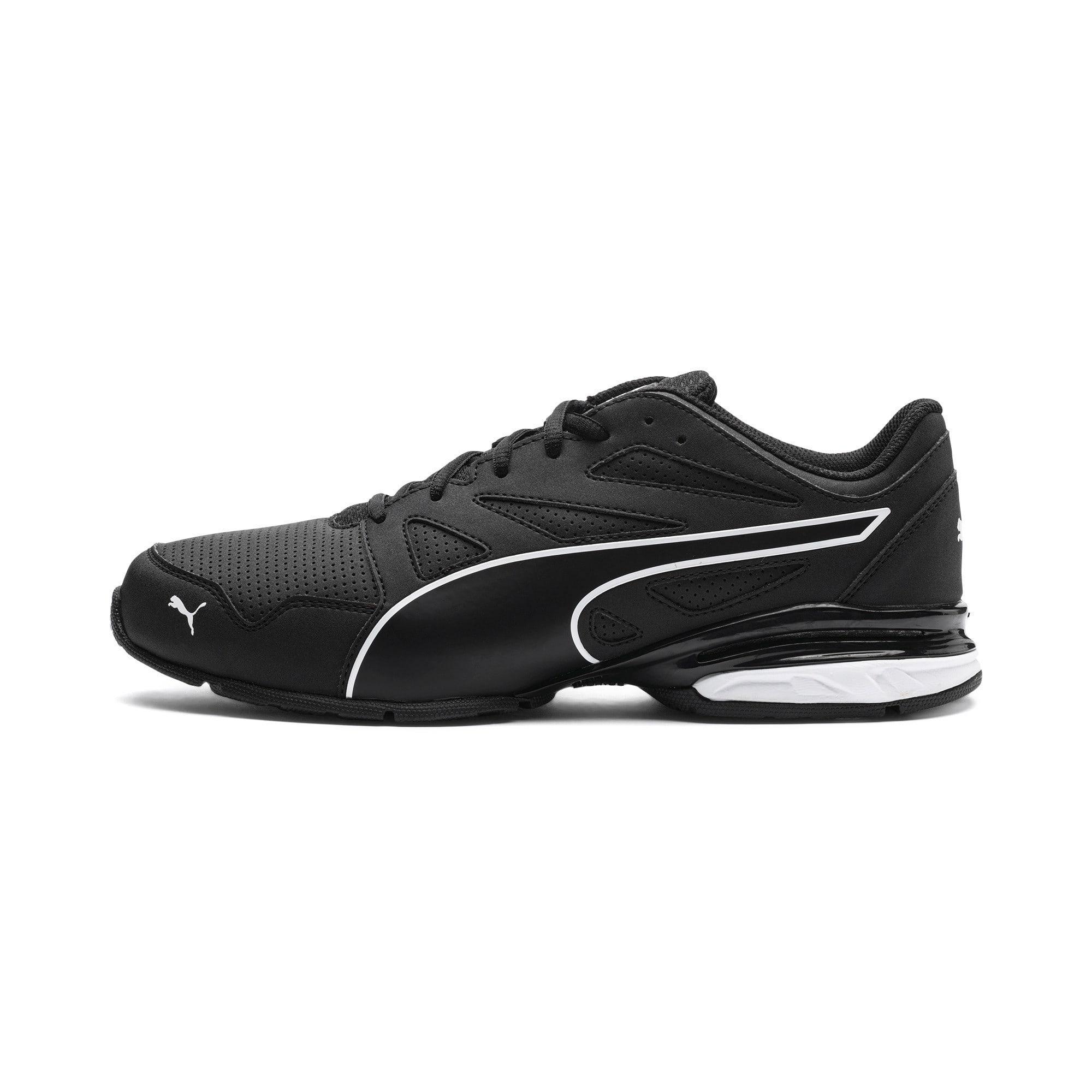 Thumbnail 1 of Tazon Modern SL Men's Running Shoes, Puma Black-Puma White, medium-IND