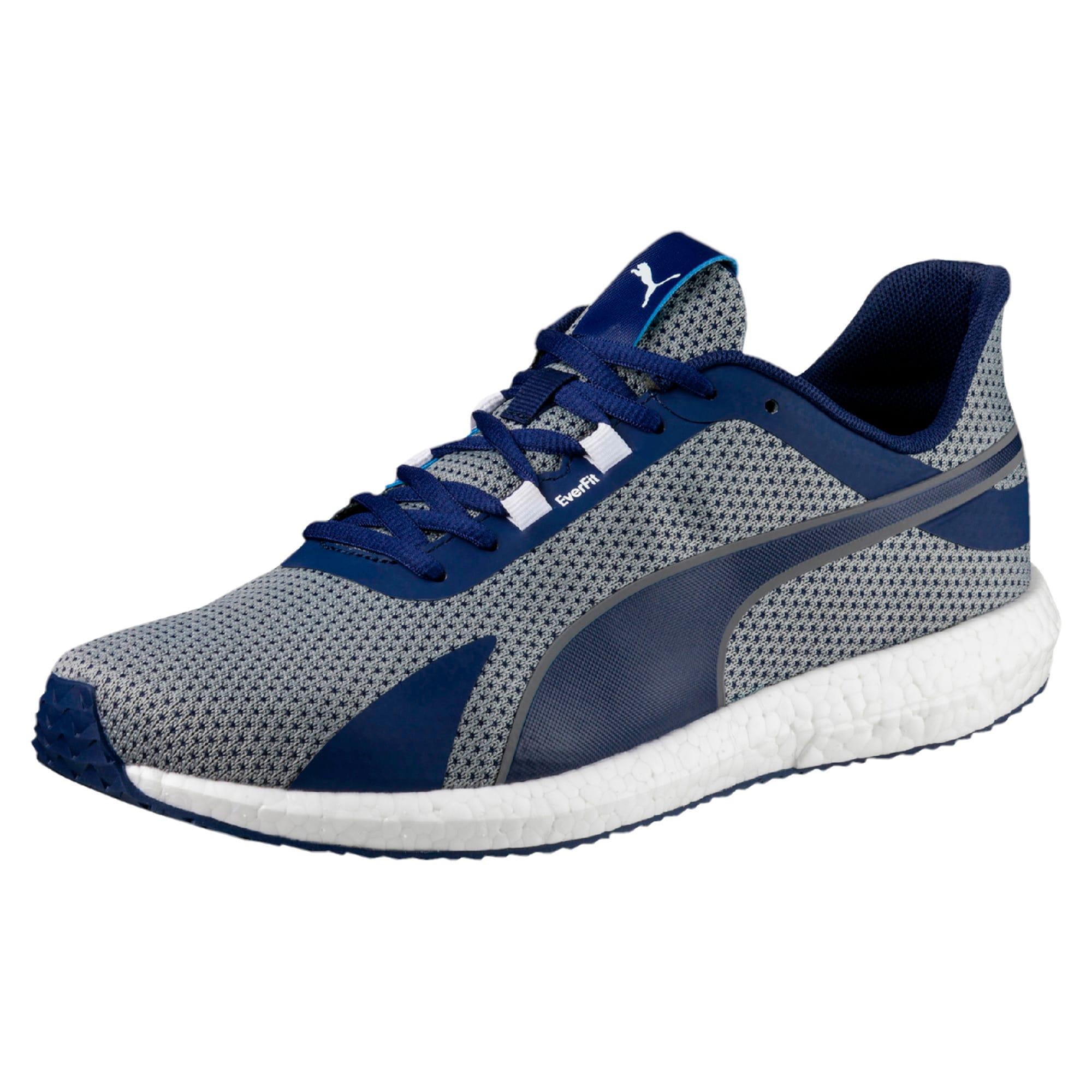 Thumbnail 1 of Mega NRGY Turbo Men's Running Shoes, Blue Depths-Puma White, medium-IND