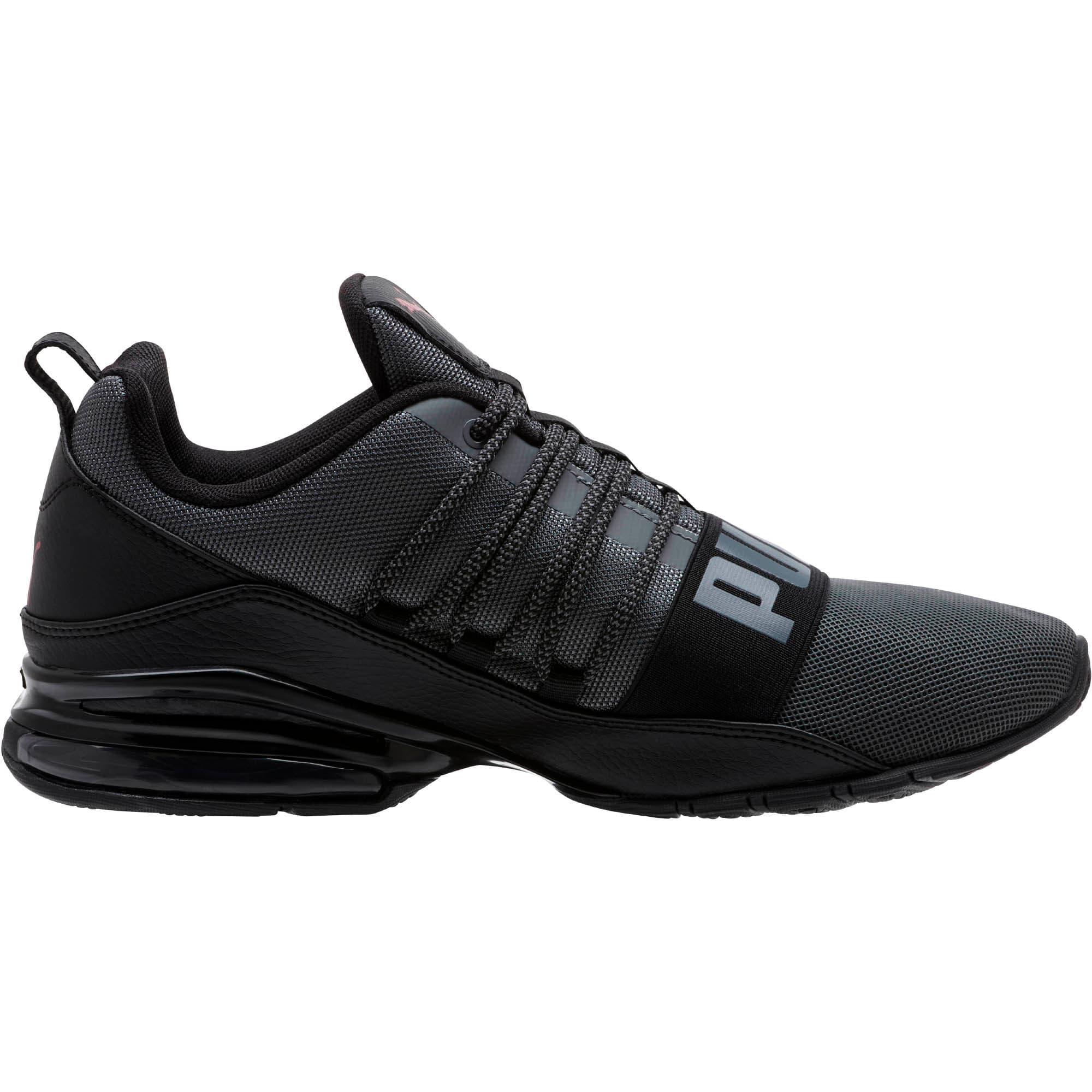 Thumbnail 3 of Cell Regulate KRM Men's Running Shoes, IronGate-PumaBlack-Pomegrnt, medium