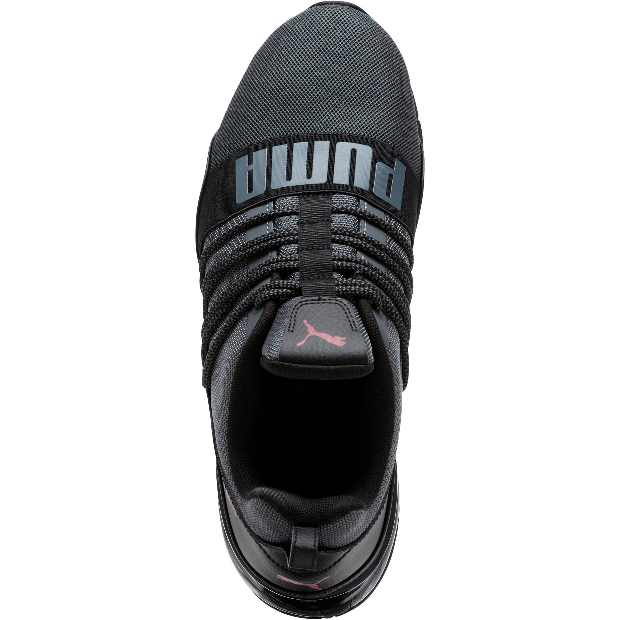 Thumbnail 5 of Cell Regulate KRM Men's Running Shoes, IronGate-PumaBlack-Pomegrnt, medium