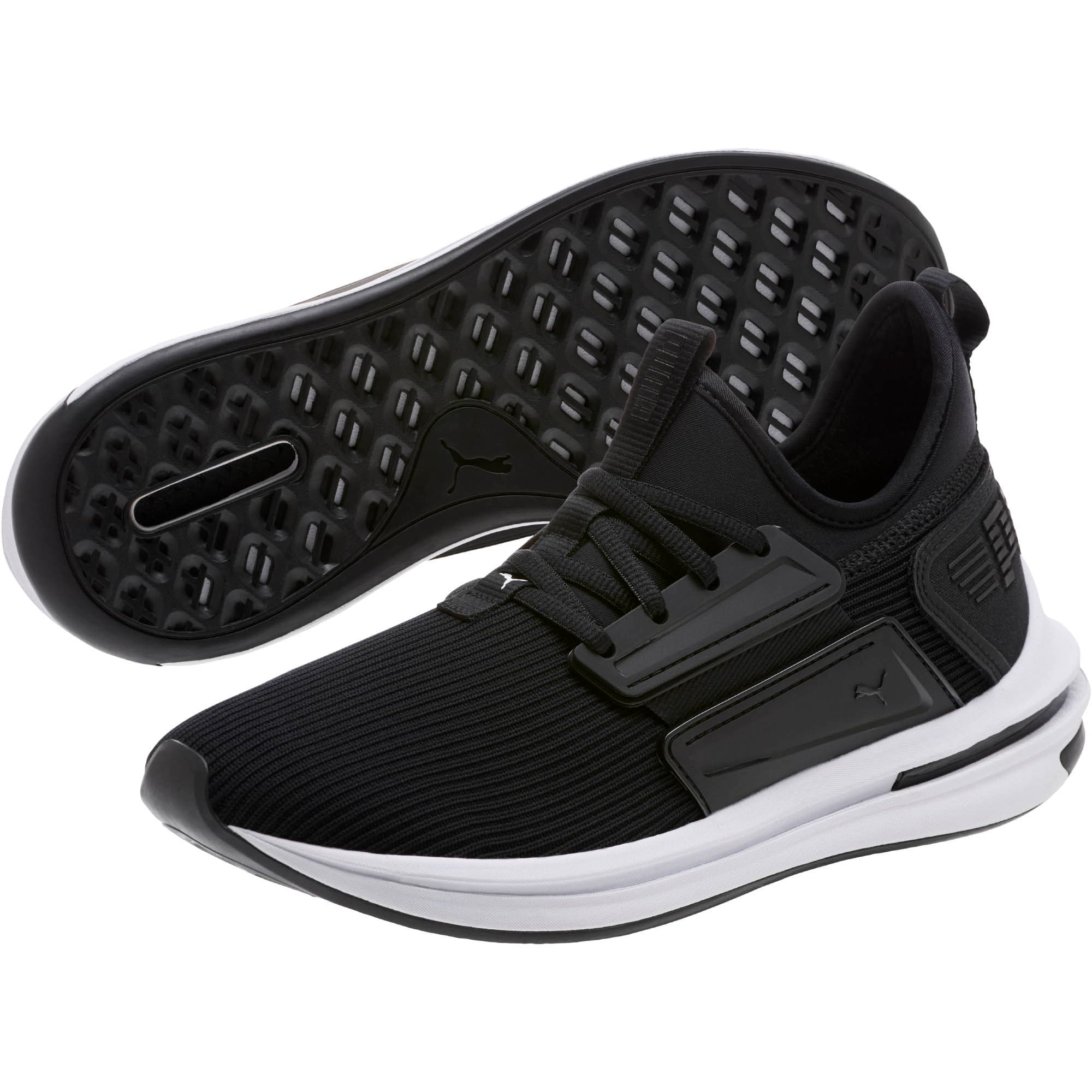 Thumbnail 2 of IGNITE Limitless Women's Running Shoes, Puma Black, medium