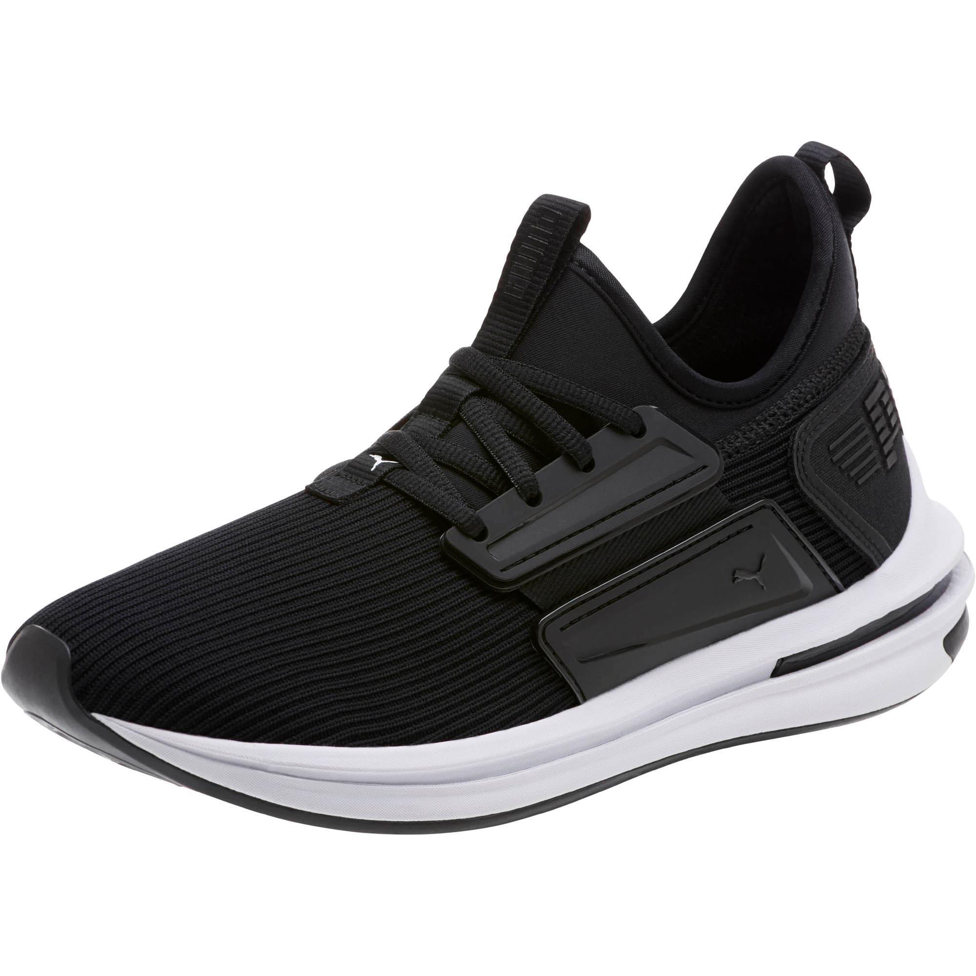 Thumbnail 1 of IGNITE Limitless Women's Running Shoes, Puma Black, medium