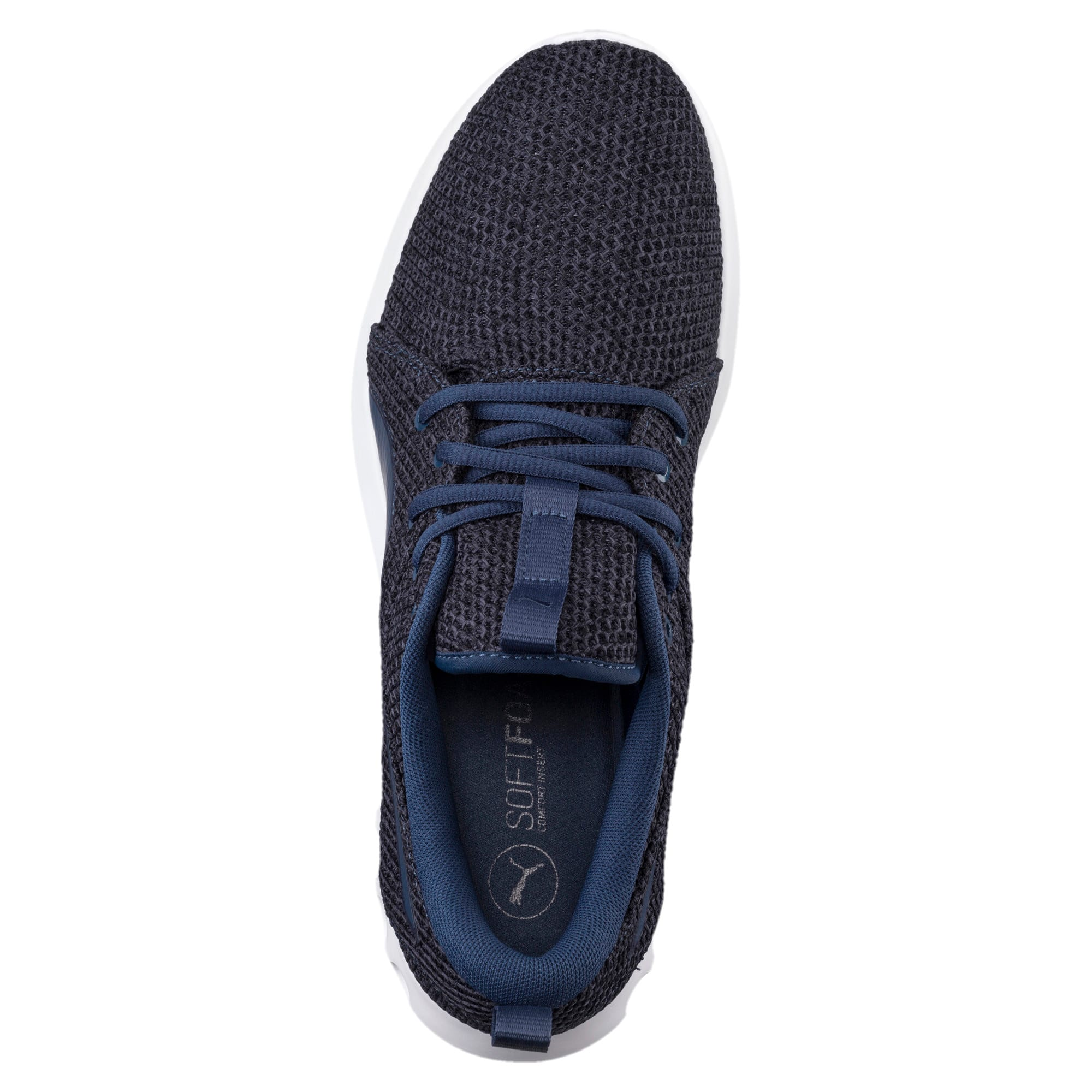 Thumbnail 5 of Carson 2 Nature Knit Men's Trainers, Sargasso Sea-Peacoat, medium-IND