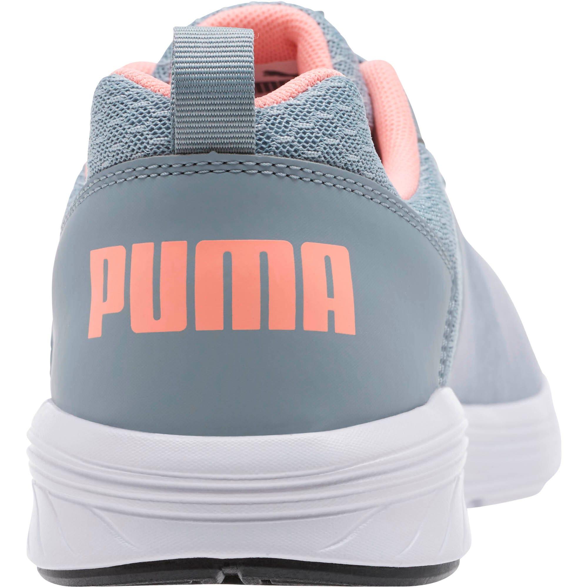 Miniatura 4 de Zapatos para correr NRGY Comet, Quarry-Soft Fluo Peach, mediano