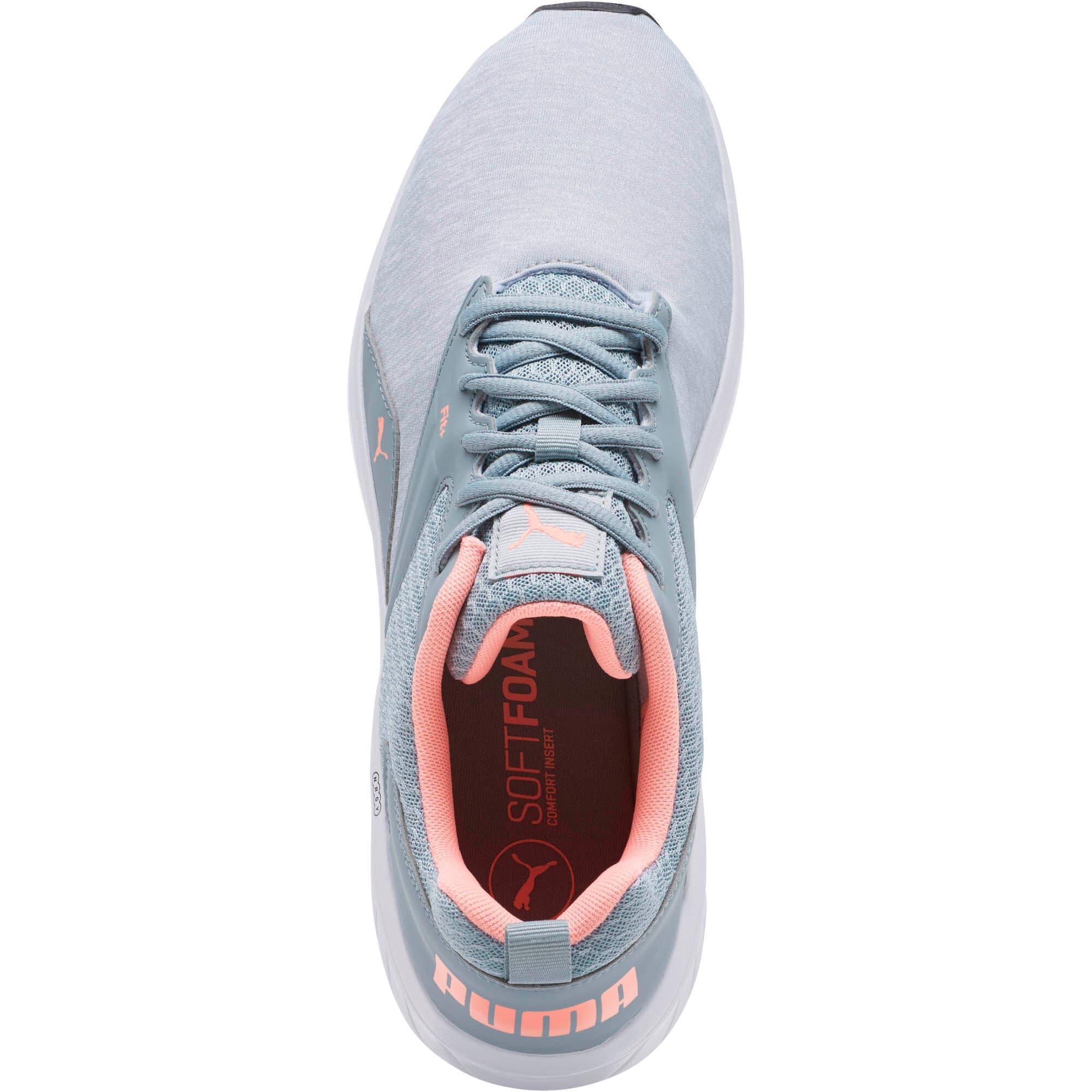 Miniatura 5 de Zapatos para correr NRGY Comet, Quarry-Soft Fluo Peach, mediano