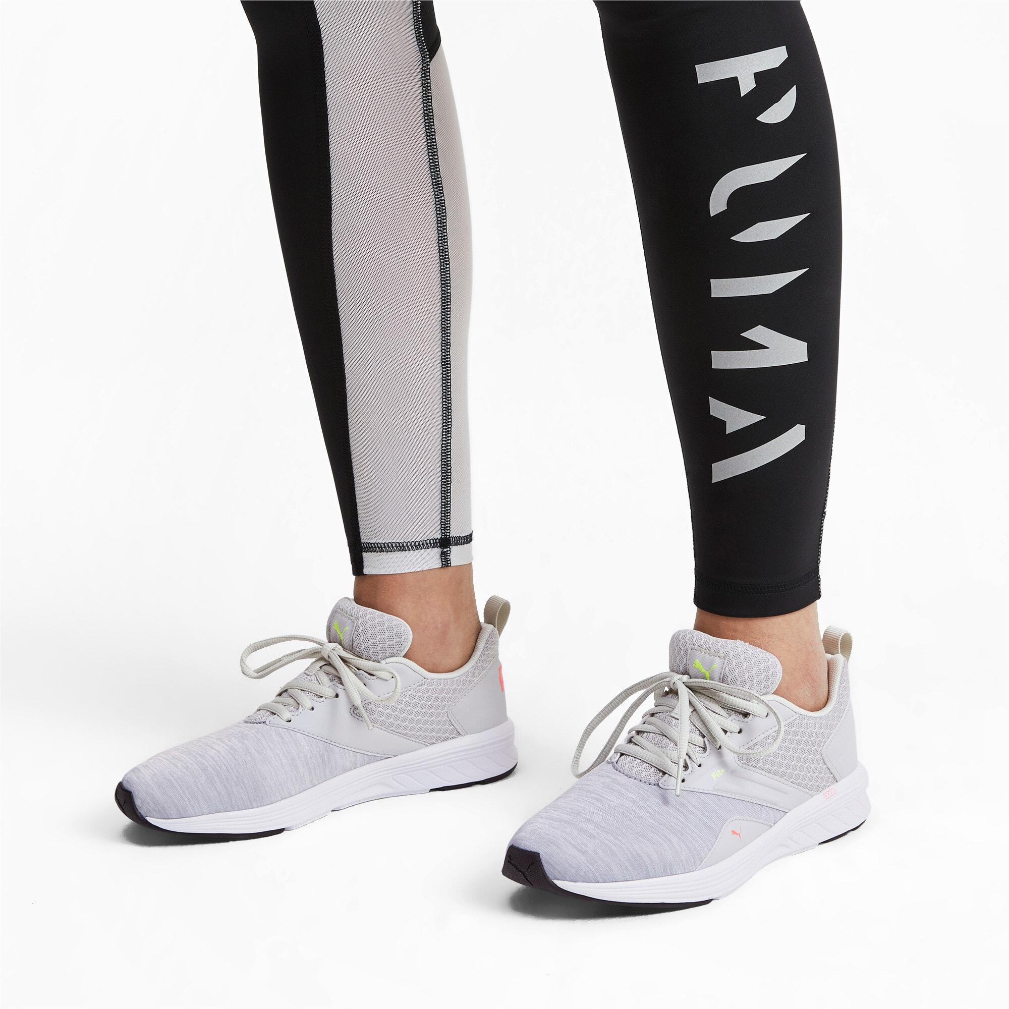 Thumbnail 3 of NRGY Comet Running Shoes, Glacier Gray, medium