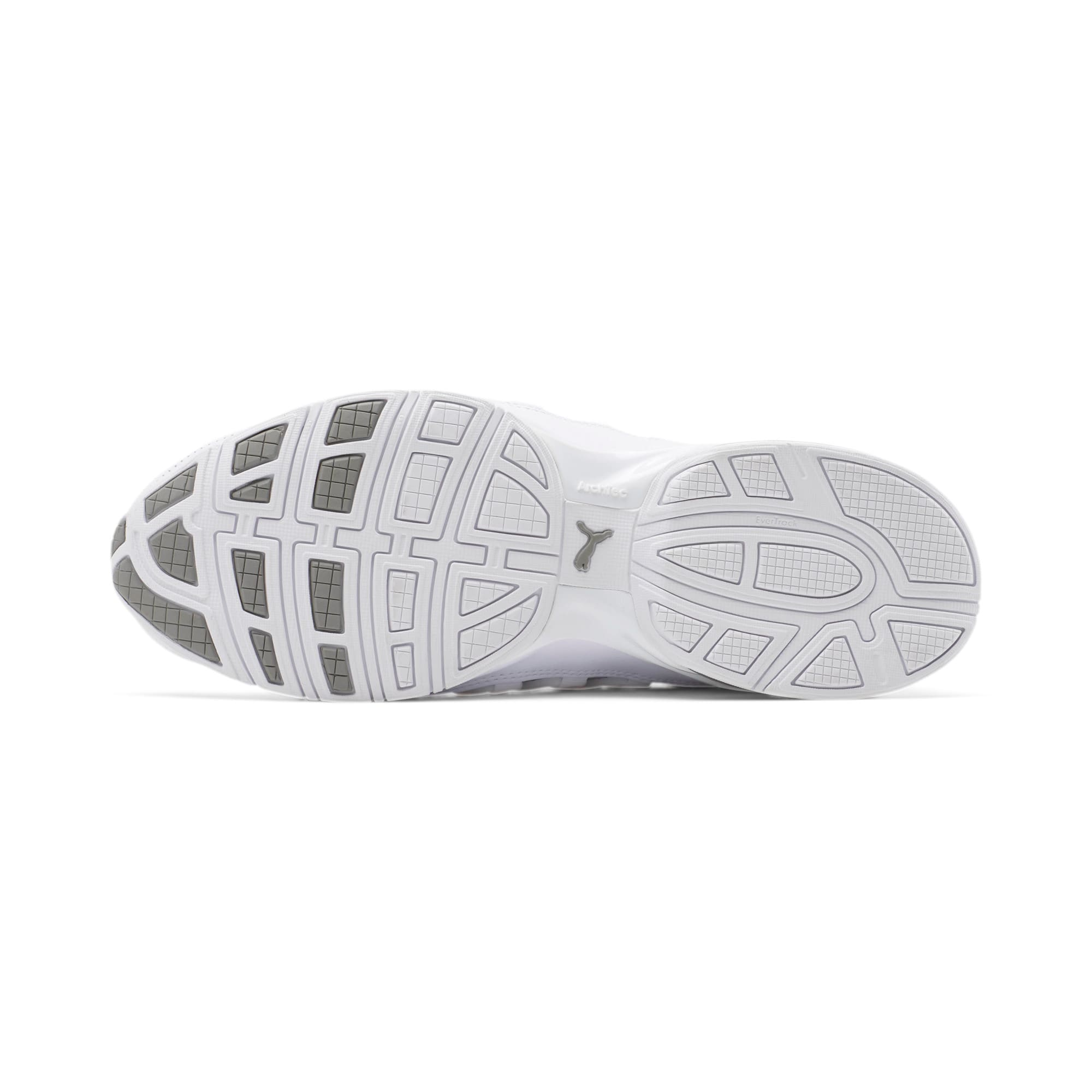 Thumbnail 3 of Cell Regulate Men's Running Shoes, Puma White-Puma Silver, medium