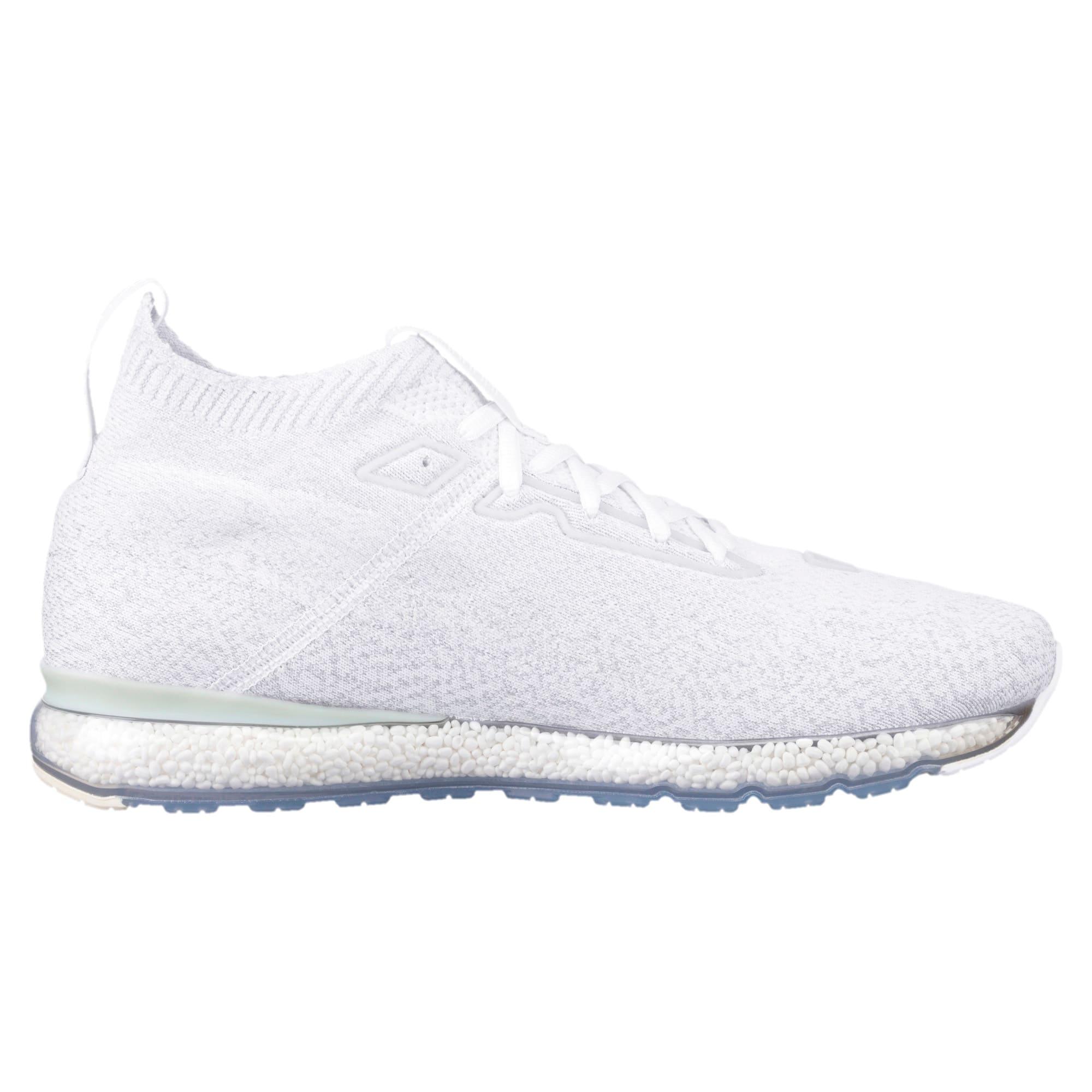 Thumbnail 3 of Jamming Men's Running Shoes, Puma White-Puma White, medium