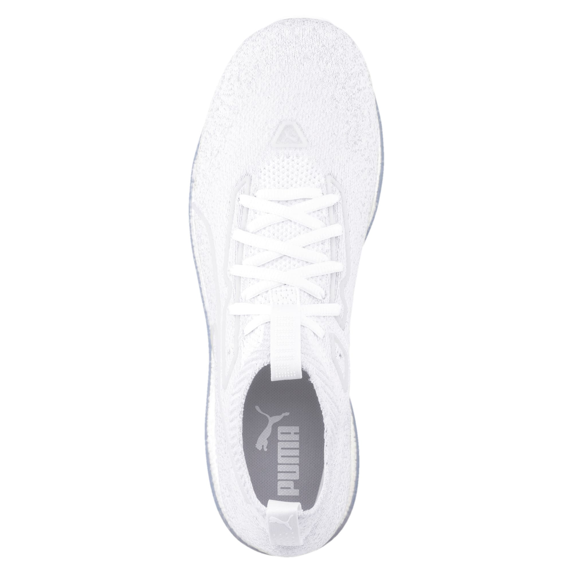 Thumbnail 5 of Jamming Men's Running Shoes, Puma White-Puma White, medium