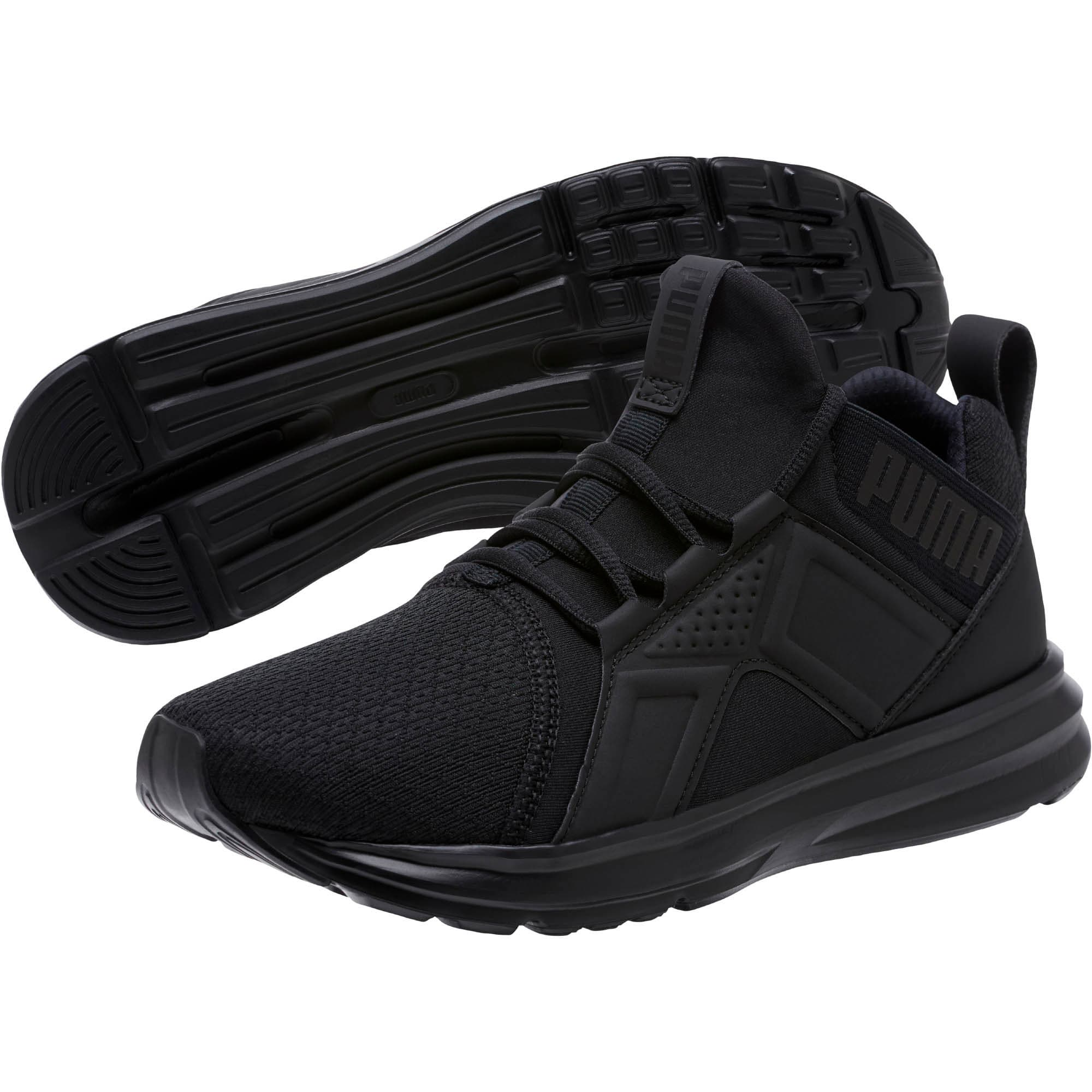 Thumbnail 2 of Zenvo Women's Training Shoes, Puma Black-Puma Black, medium