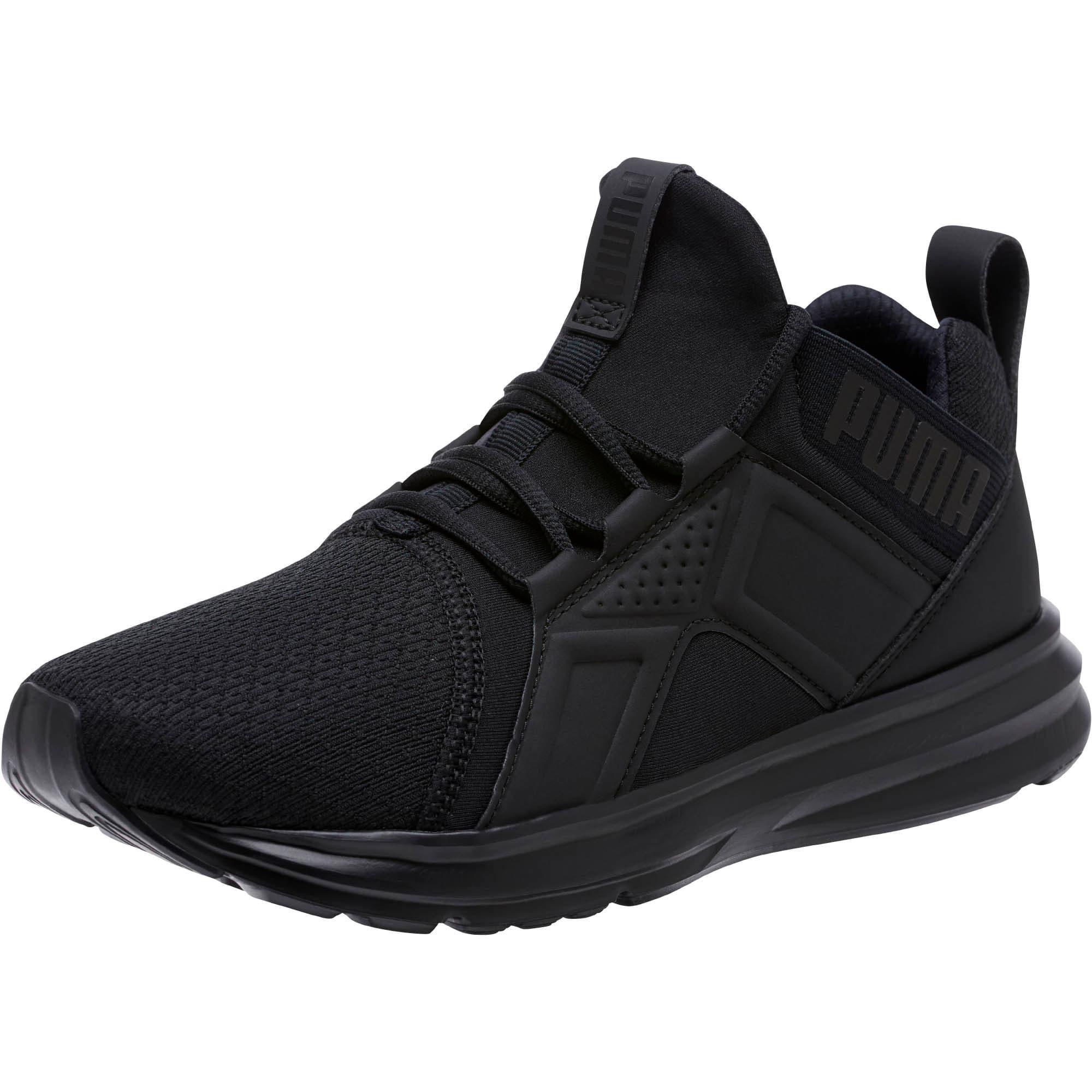 Thumbnail 1 of Zenvo Women's Training Shoes, Puma Black-Puma Black, medium