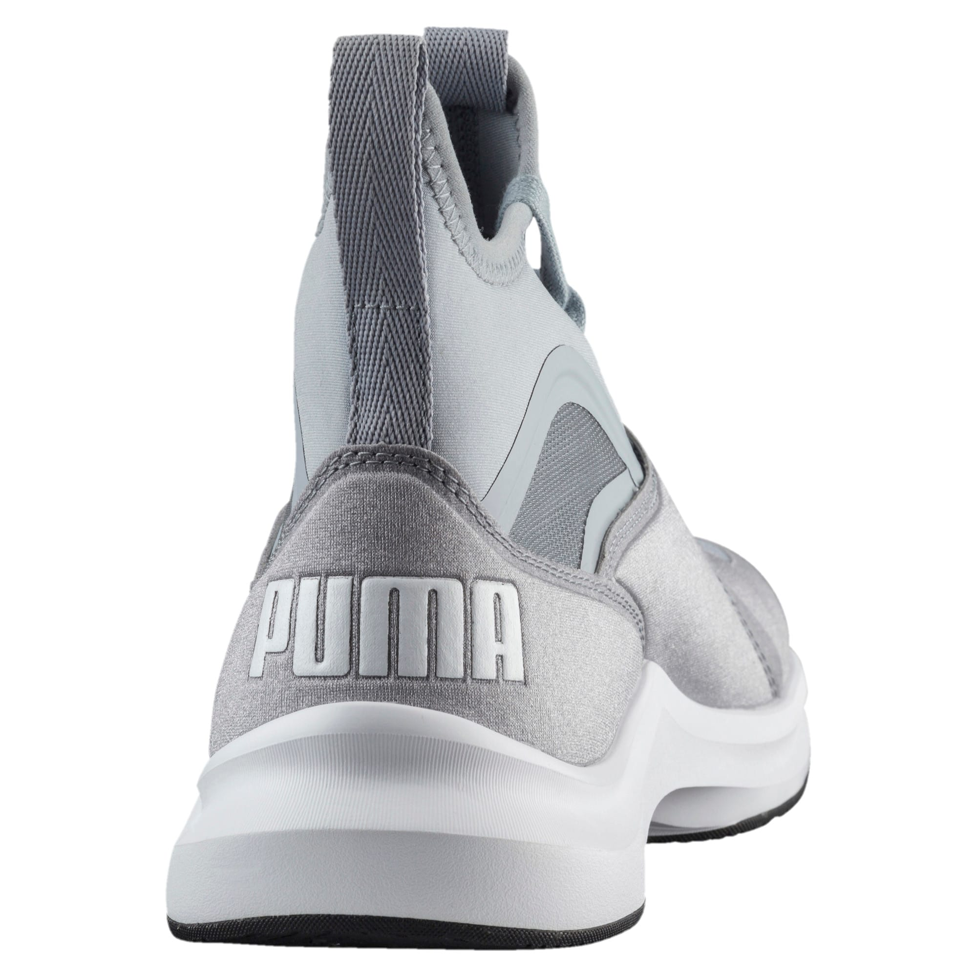 Thumbnail 4 of Phenom Women's Training Shoes, Quarry-Puma White, medium