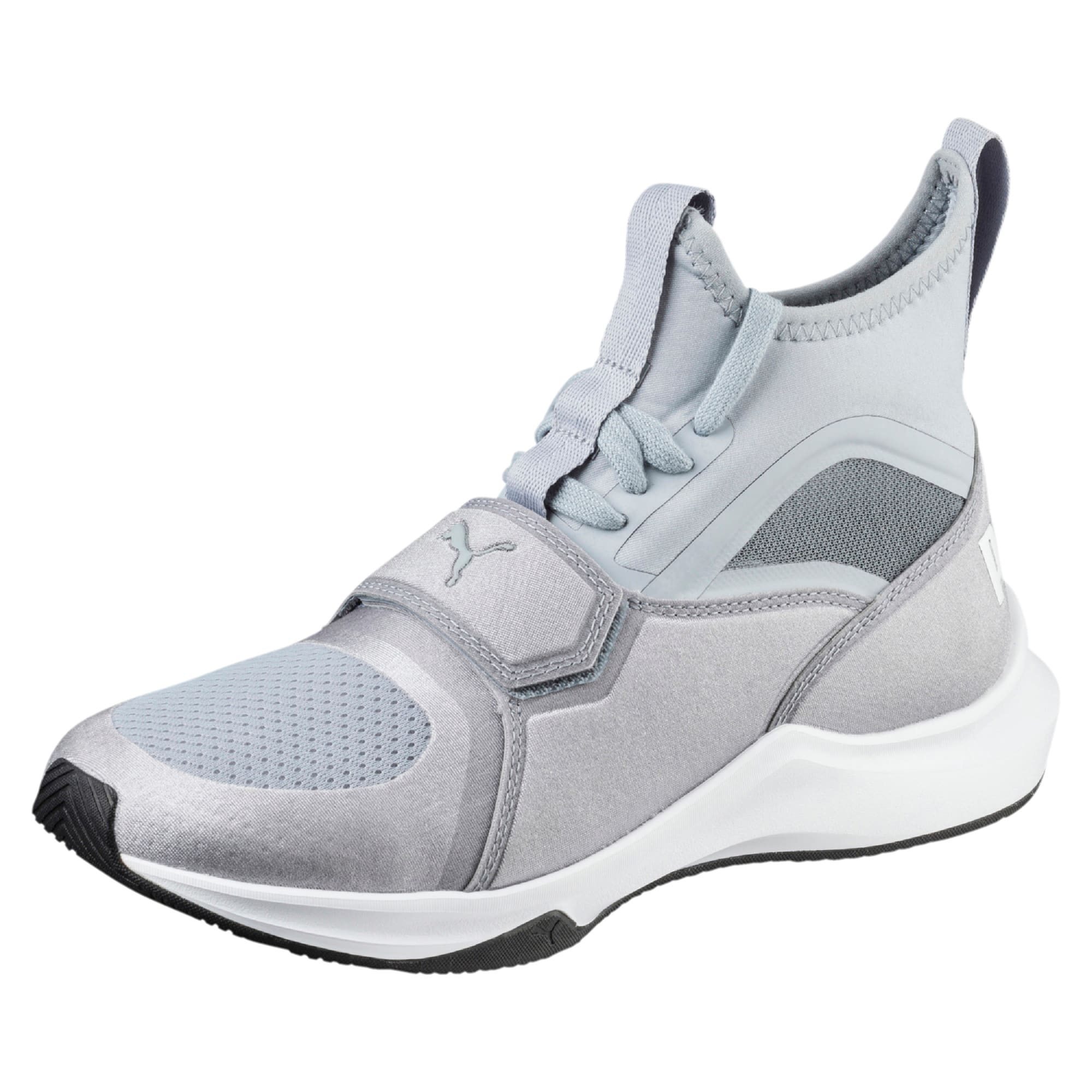 Thumbnail 1 of Phenom Women's Training Shoes, Quarry-Puma White, medium