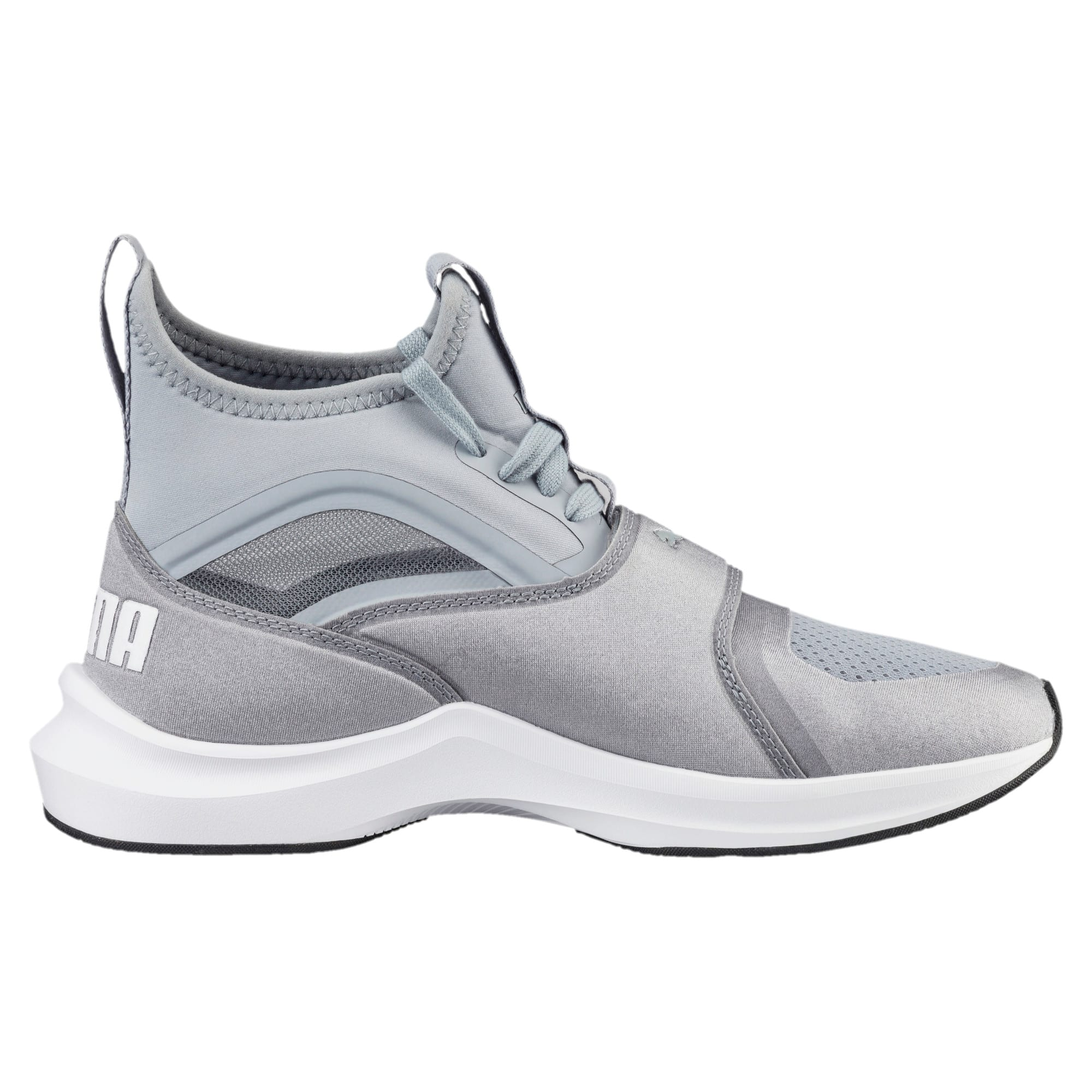 Thumbnail 3 of Phenom Women's Training Shoes, Quarry-Puma White, medium