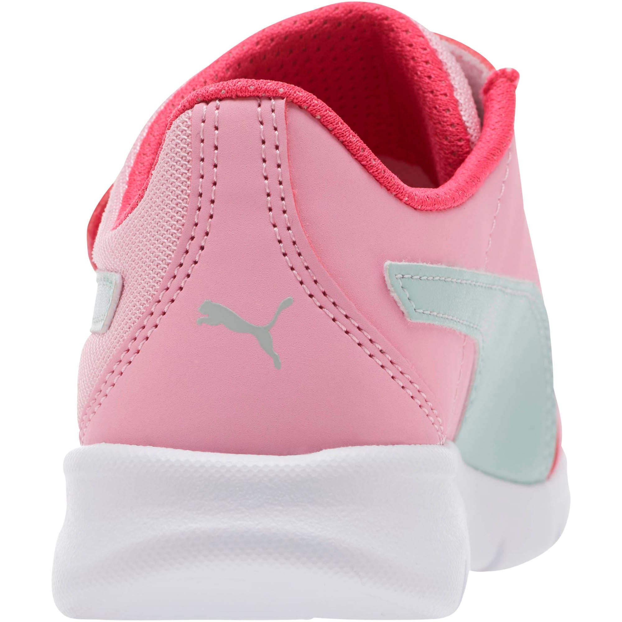 Thumbnail 4 of Bao 3 AC Little Kids' Shoes, Pale Pink-Fair Aqua-Purple, medium