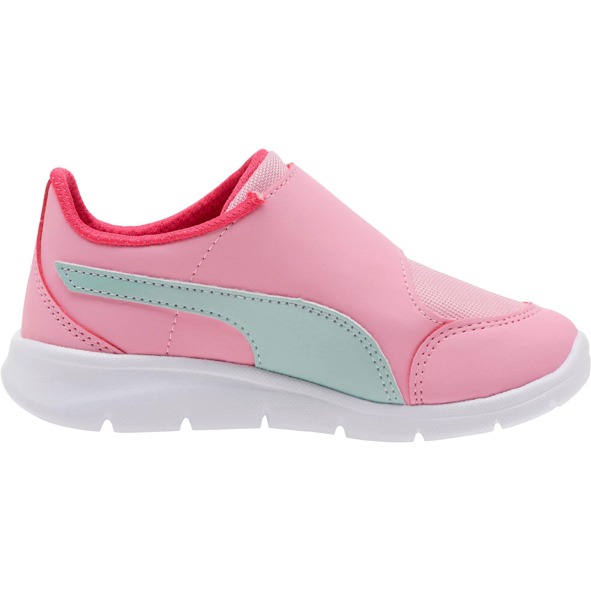 Thumbnail 3 of Bao 3 AC Little Kids' Shoes, Pale Pink-Fair Aqua-Purple, medium