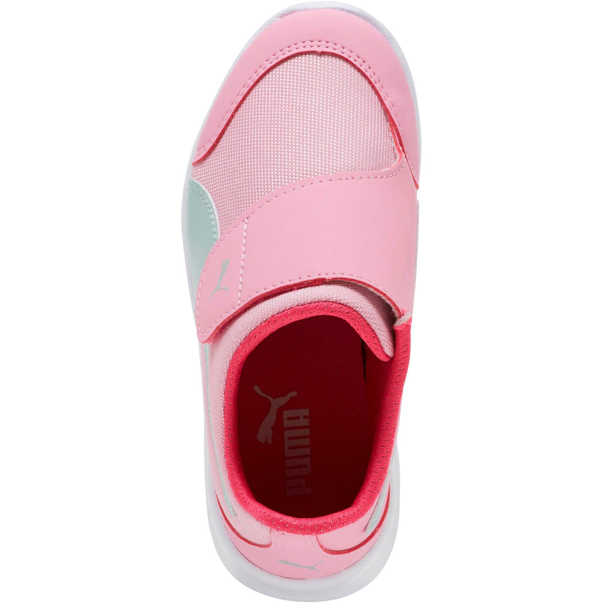Thumbnail 5 of Bao 3 AC Little Kids' Shoes, Pale Pink-Fair Aqua-Purple, medium