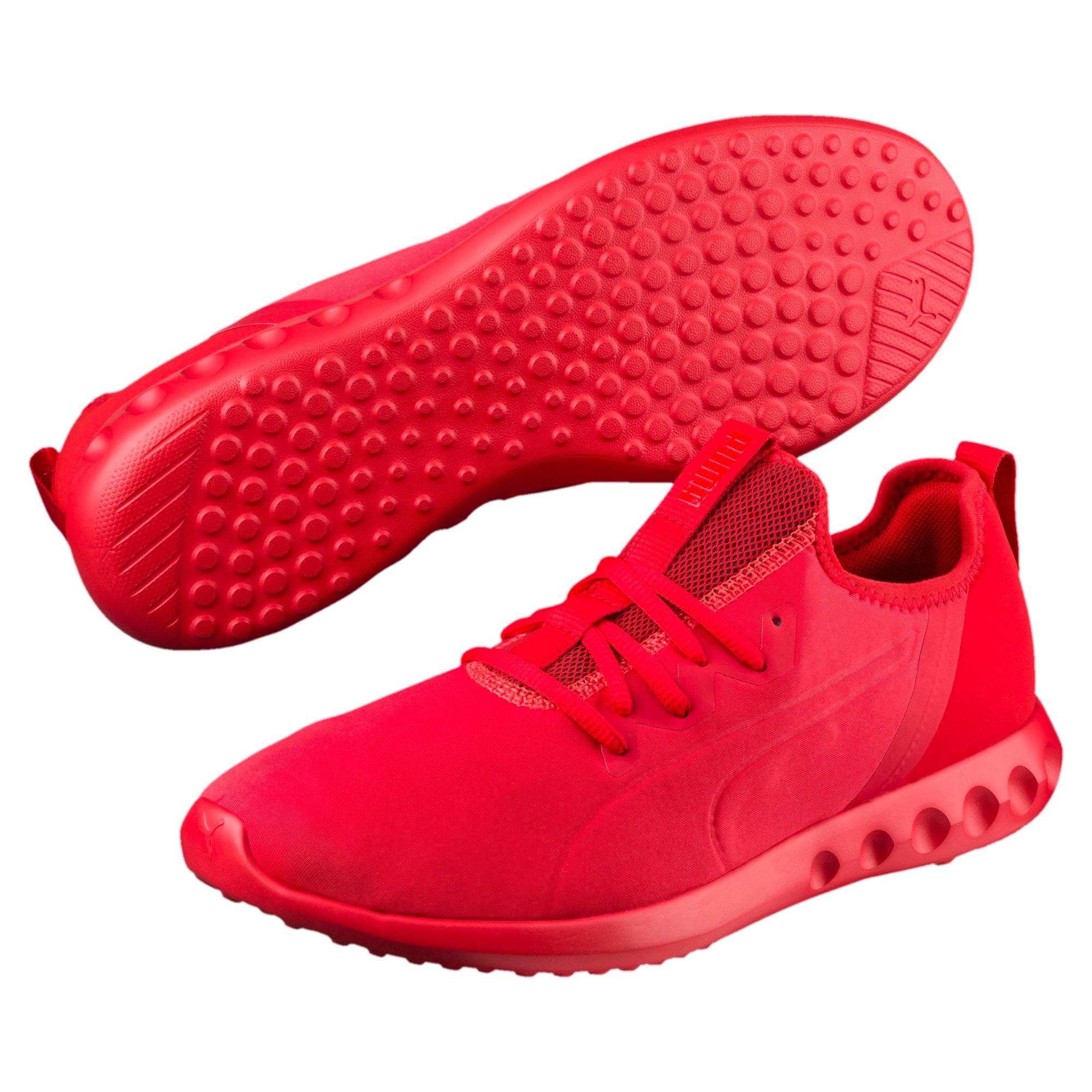 Thumbnail 2 of Carson 2 X Men's Running Shoes, High Risk Red, medium