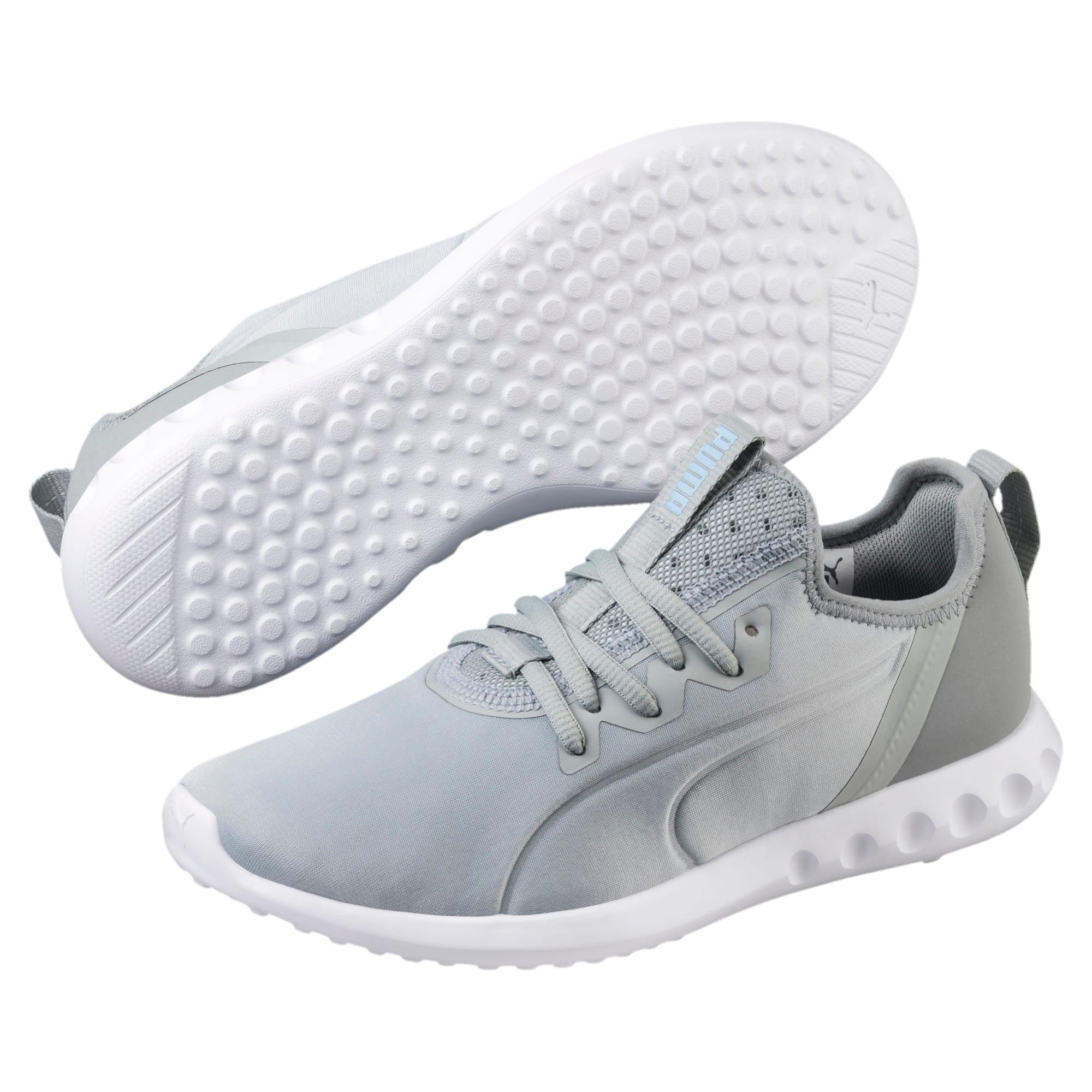 Thumbnail 2 of Carson 2 X Women's Running Shoes, Quarry-CERULEAN, medium