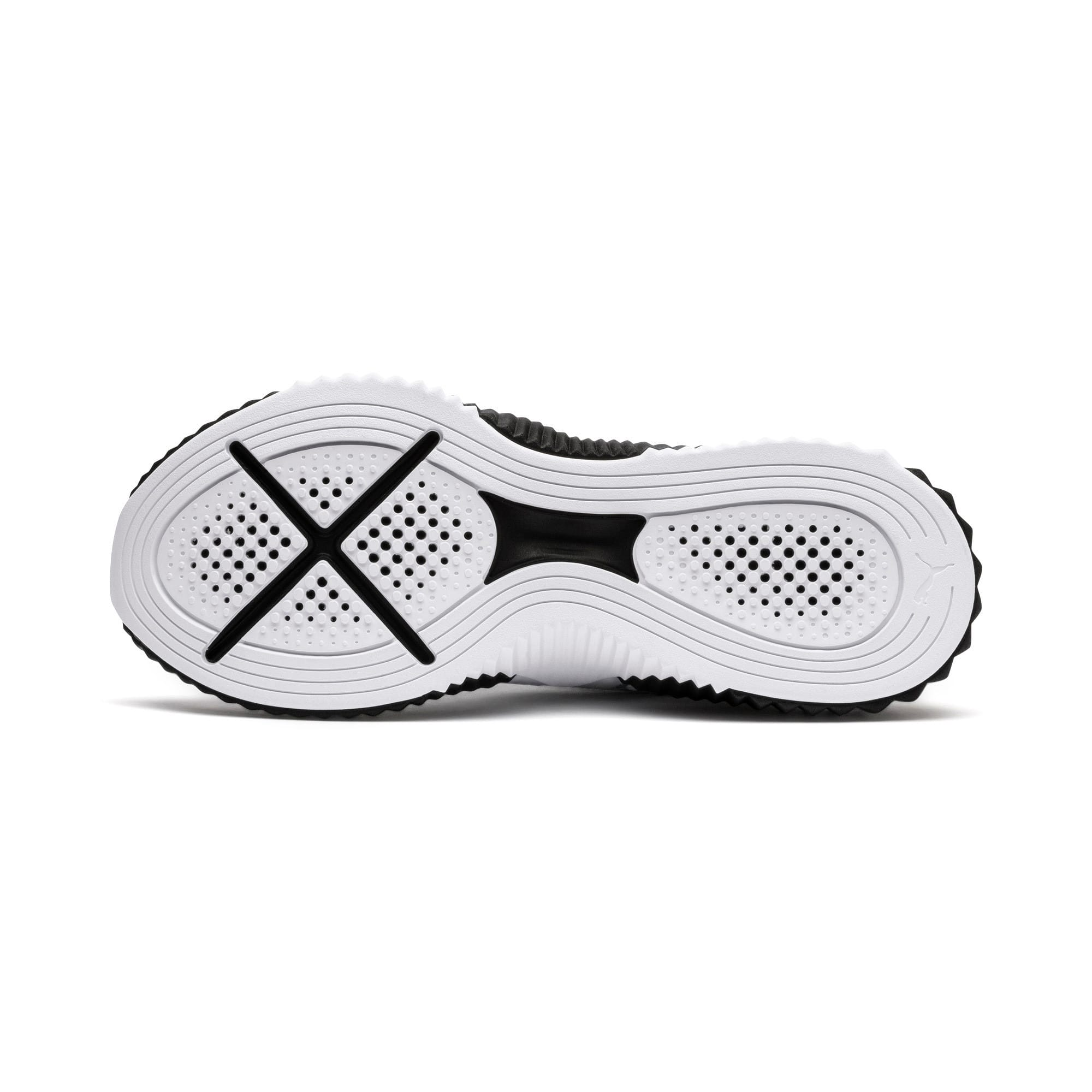 Thumbnail 3 of Defy Women's Training Shoes, Puma White-Puma Black, medium