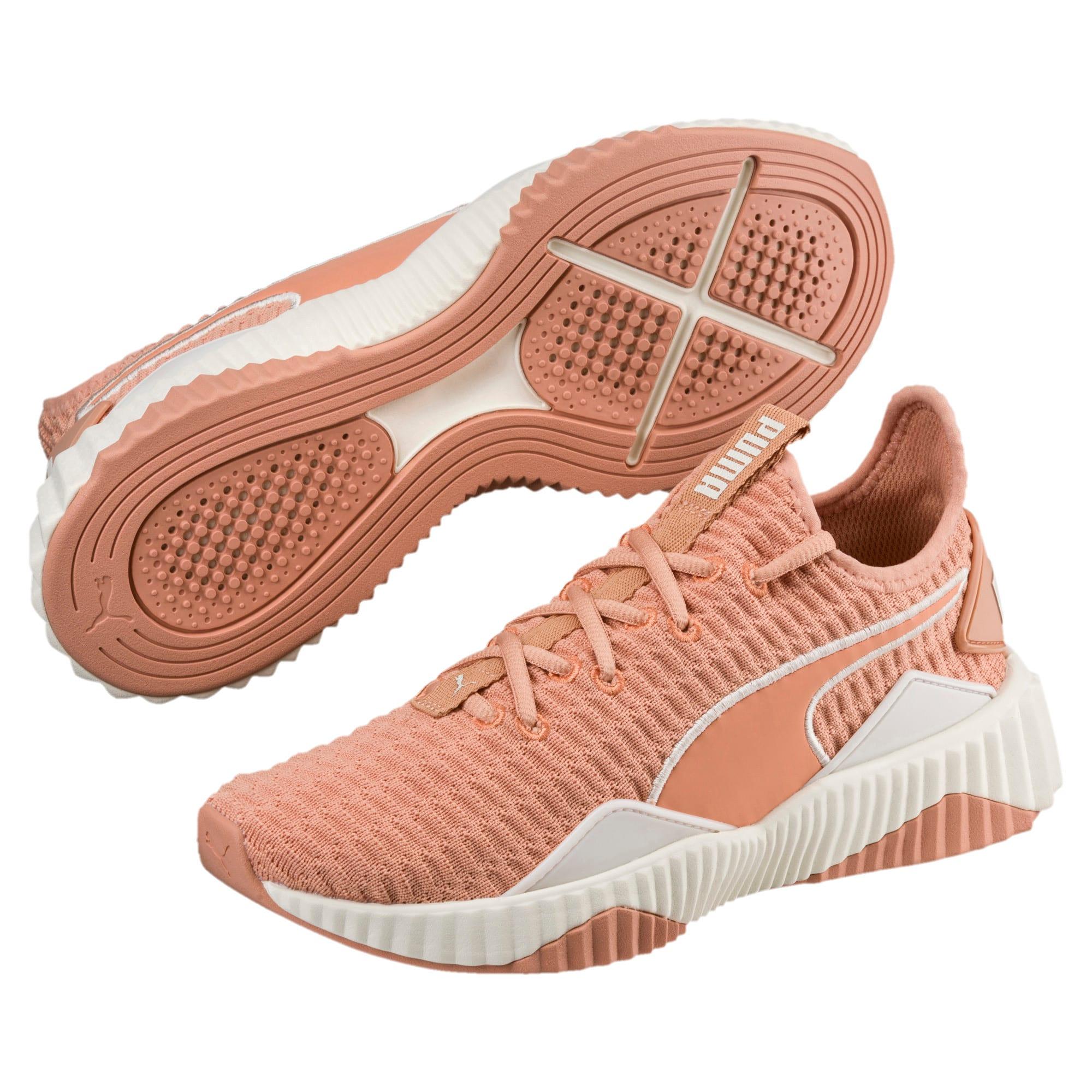 Thumbnail 2 of Defy Women's Training Shoes, Dusty Coral-Whisper White, medium