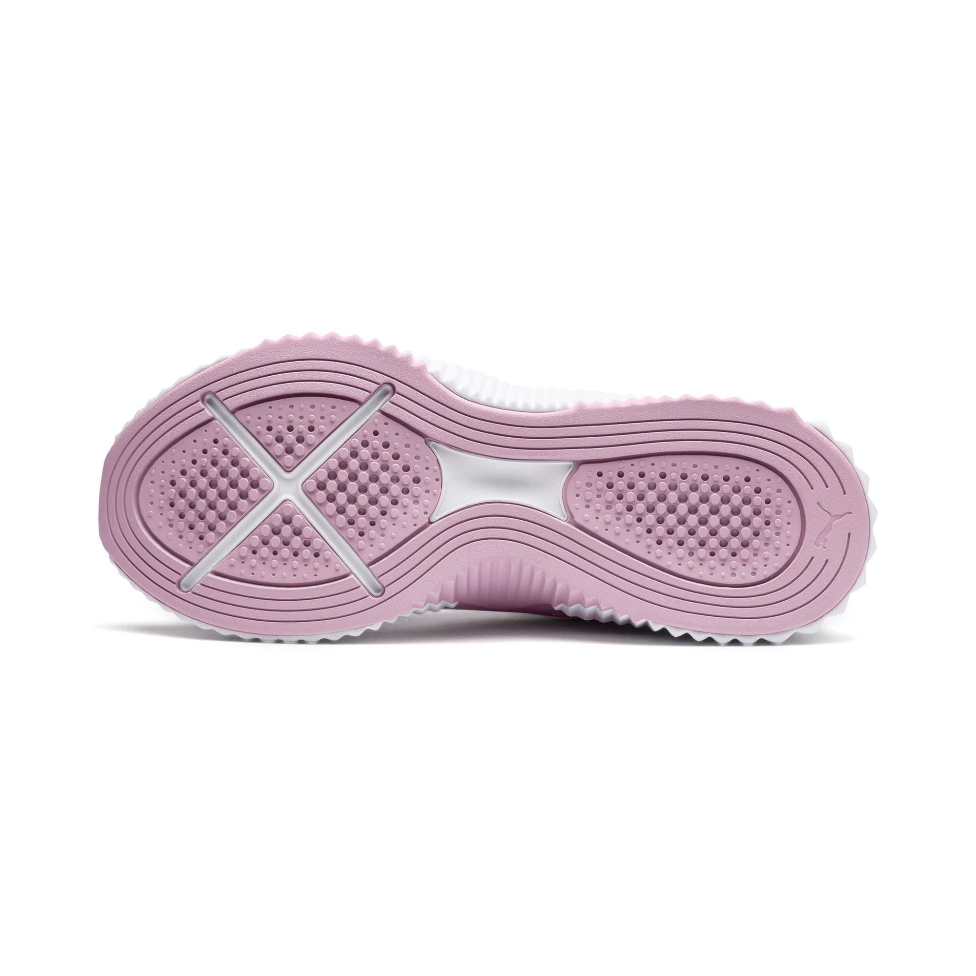 Thumbnail 3 of Defy Women's Training Shoes, Winsome Orchid-Puma White, medium