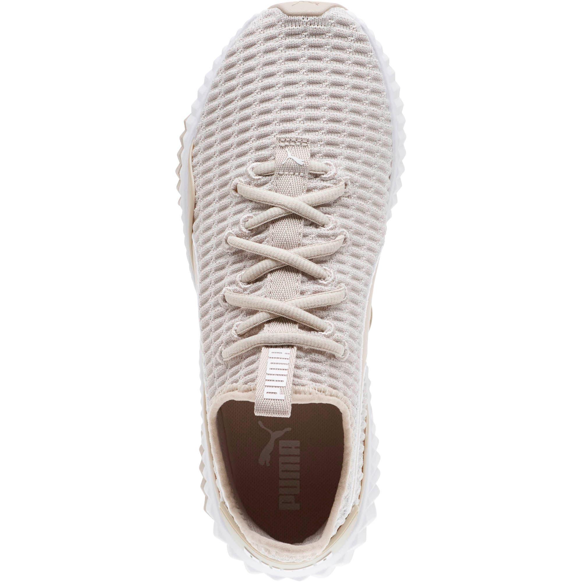 Thumbnail 5 of Defy Women's Training Shoes, Silver Gray-Puma White, medium