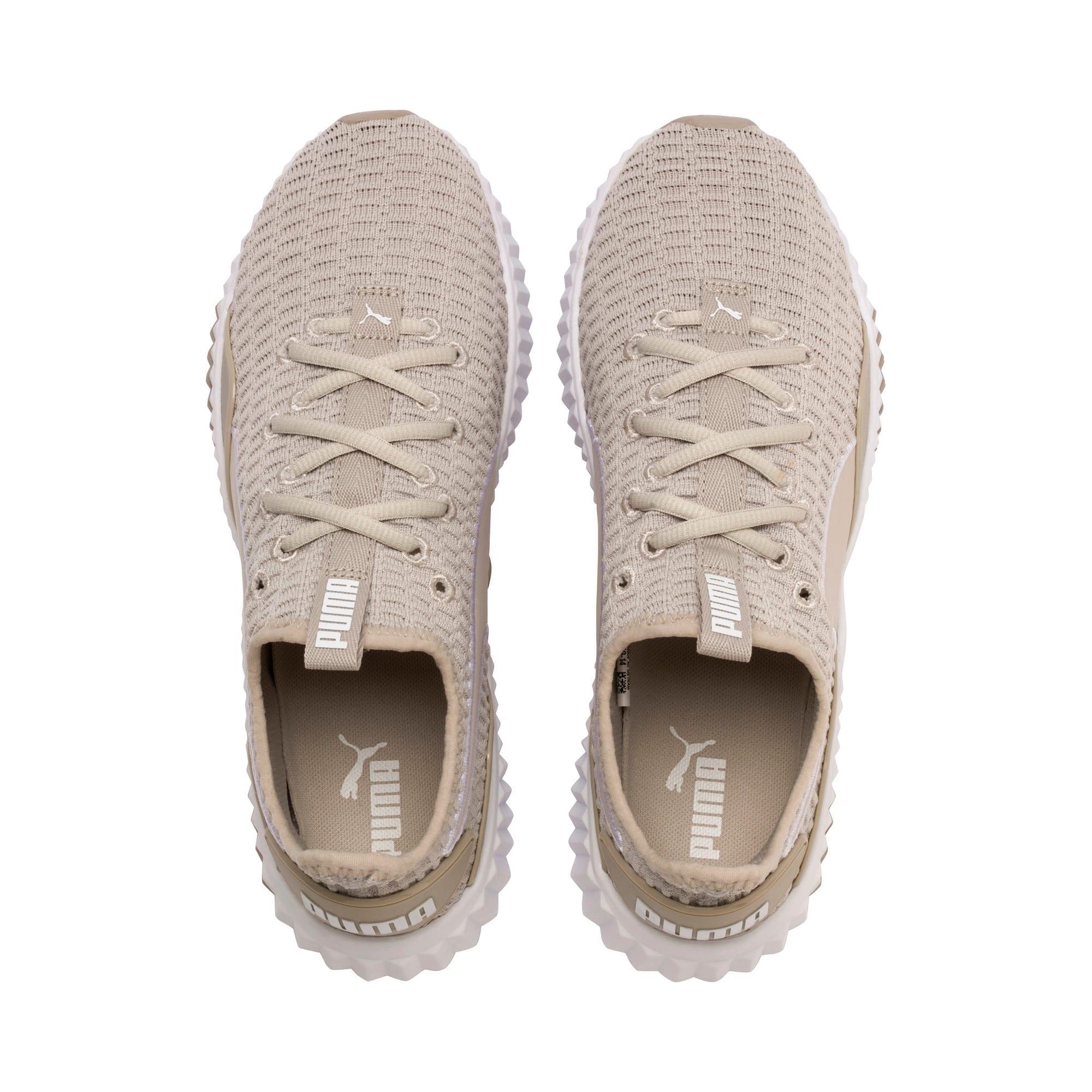 Thumbnail 6 of Defy Women's Training Shoes, Silver Gray-Puma White, medium