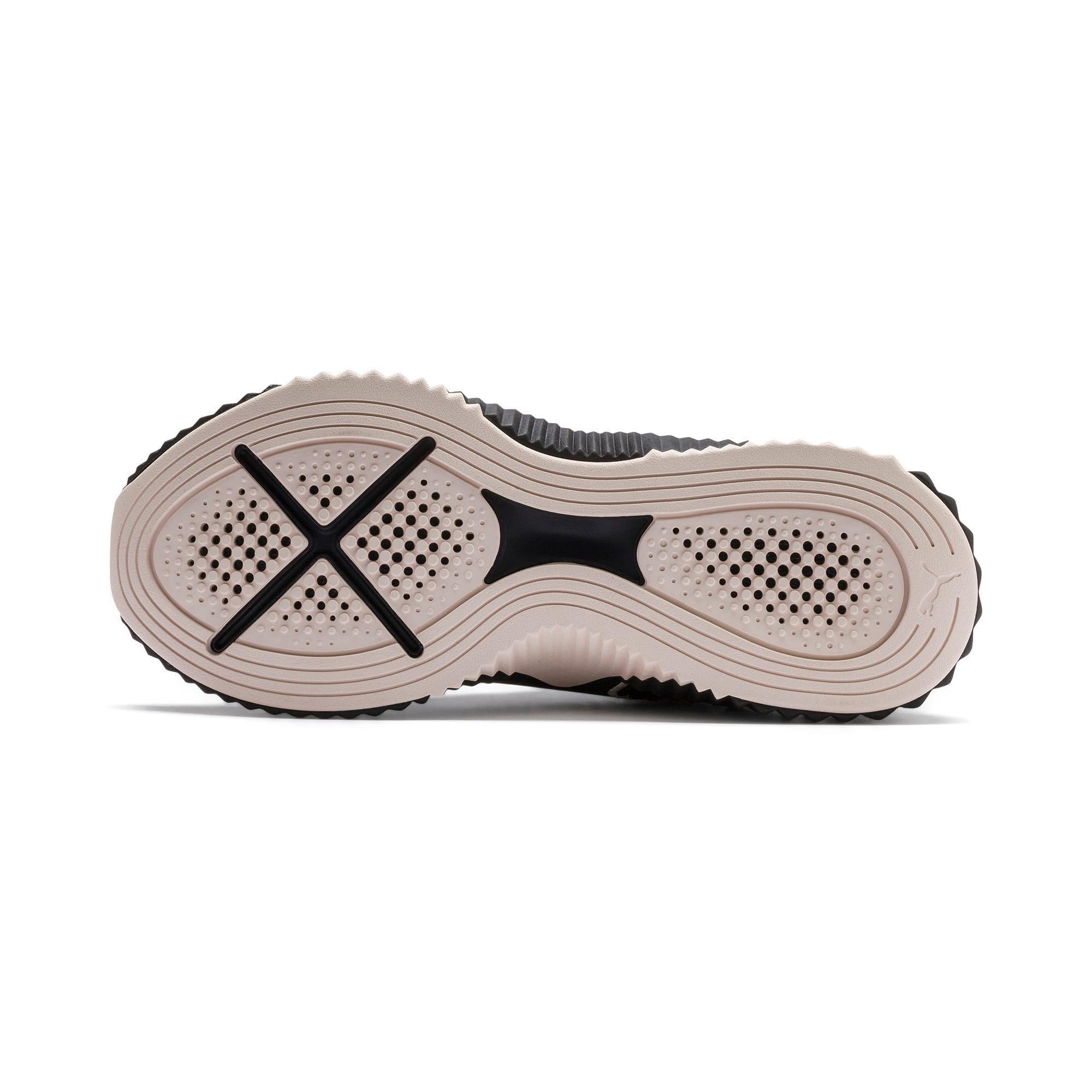Miniatura 5 de Zapatos de entrenamiento Defy para mujer, Puma Black-Pastel Parchment, mediano