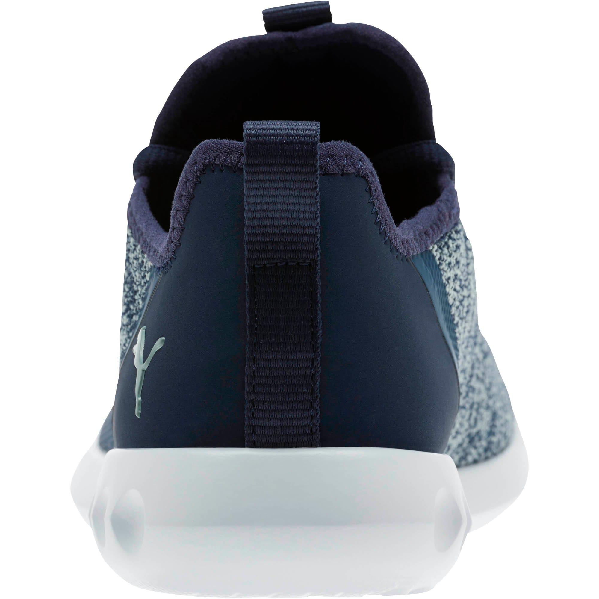 Thumbnail 3 of Carson 2 X Knit Women's Running Shoes, Peacoat-Quarry, medium
