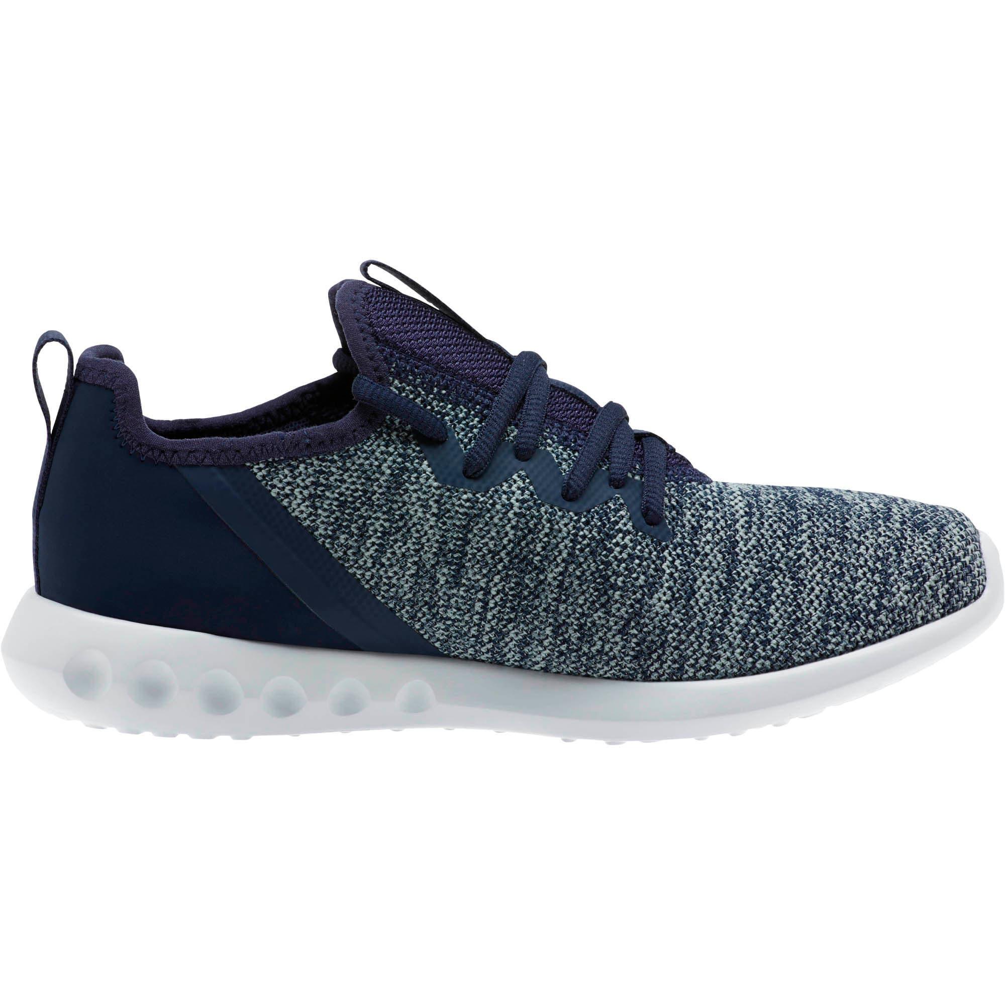 Thumbnail 4 of Carson 2 X Knit Women's Running Shoes, Peacoat-Quarry, medium