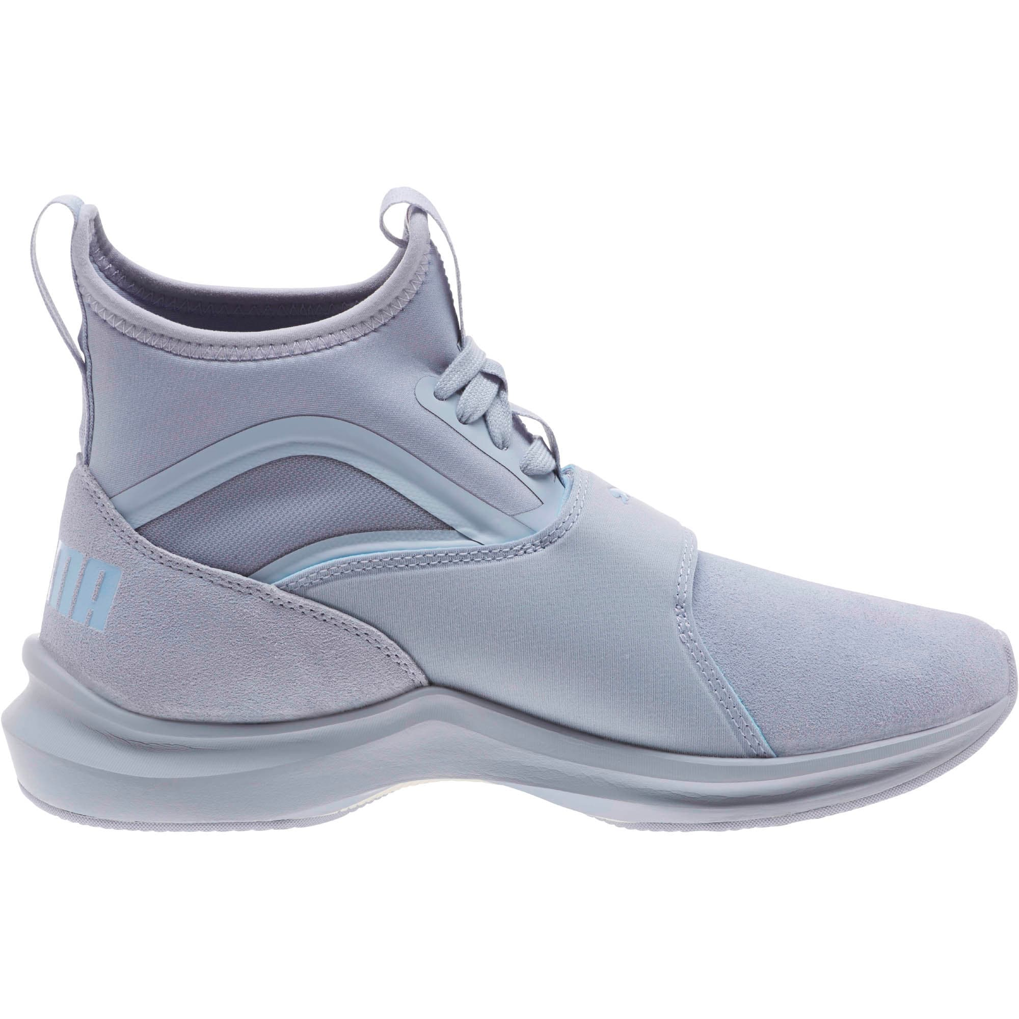 check out e0699 f2154 Phenom Suede Women's Training Shoes