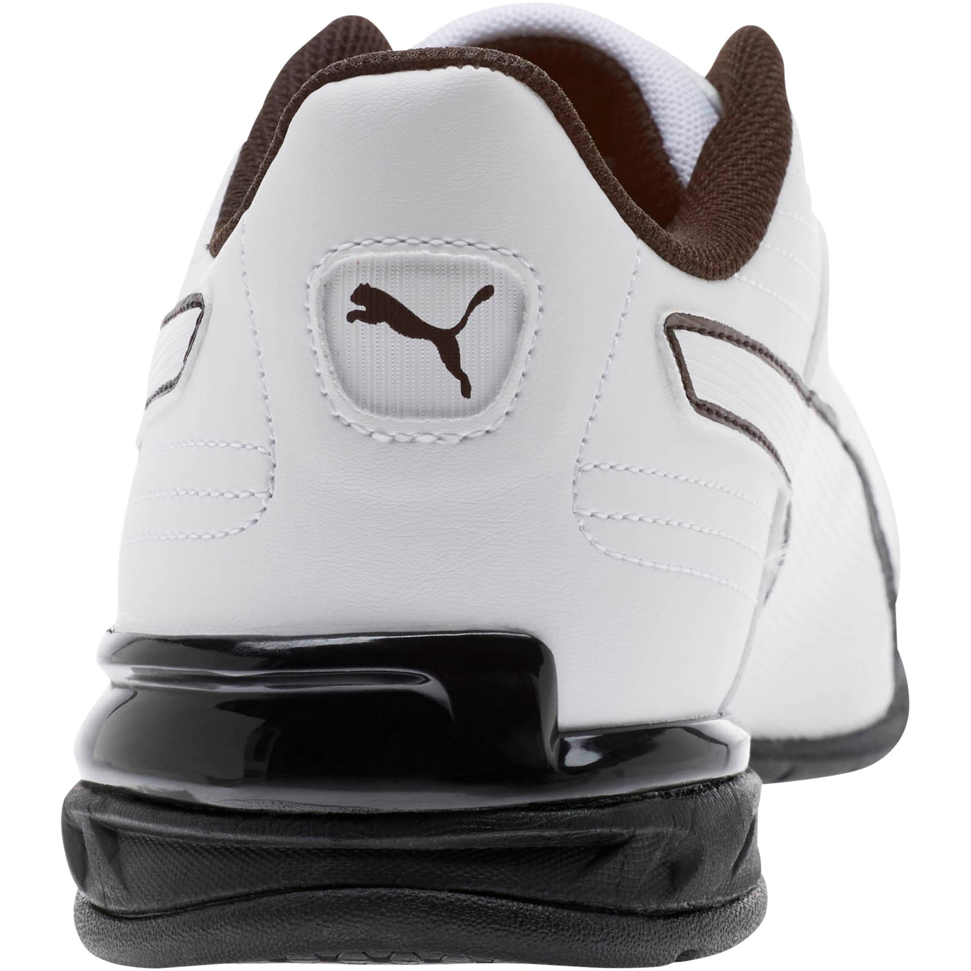 Thumbnail 4 of Super Levitate Men's Running Shoes, Puma White-Puma Black, medium