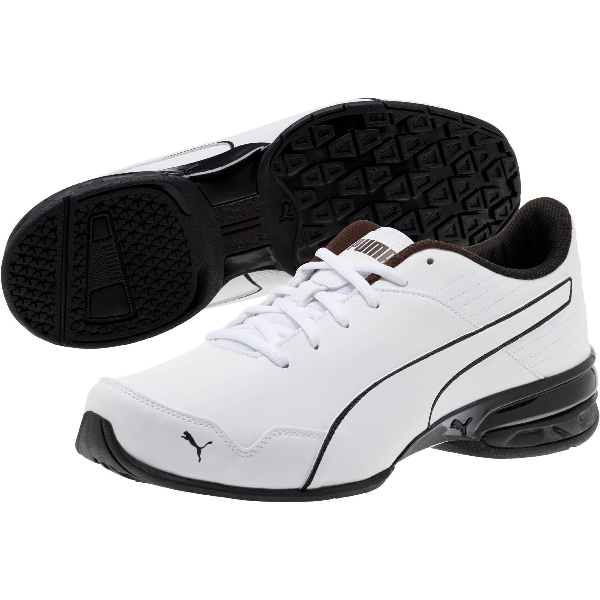Thumbnail 2 of Super Levitate Men's Running Shoes, Puma White-Puma Black, medium