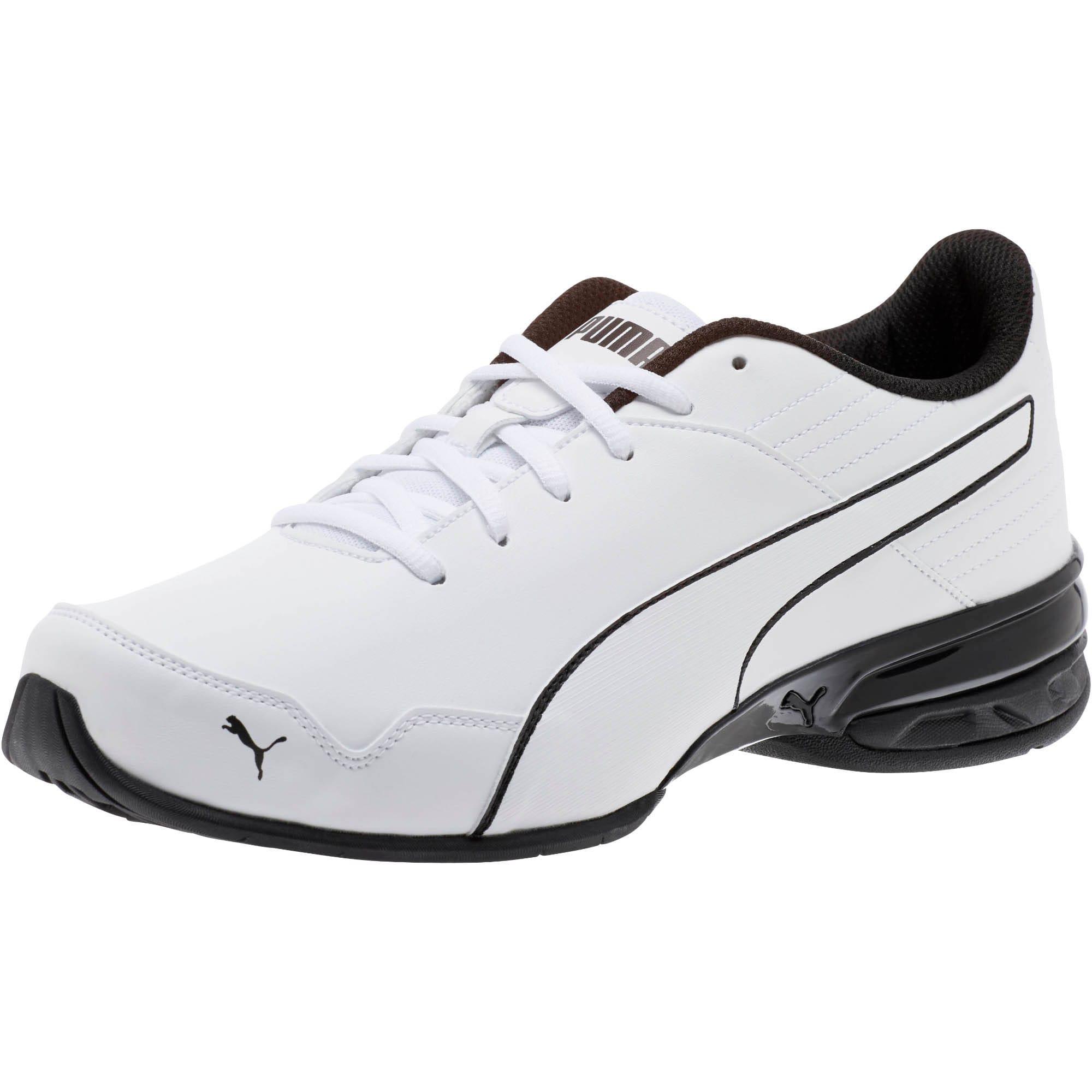 Thumbnail 1 of Super Levitate Men's Running Shoes, Puma White-Puma Black, medium
